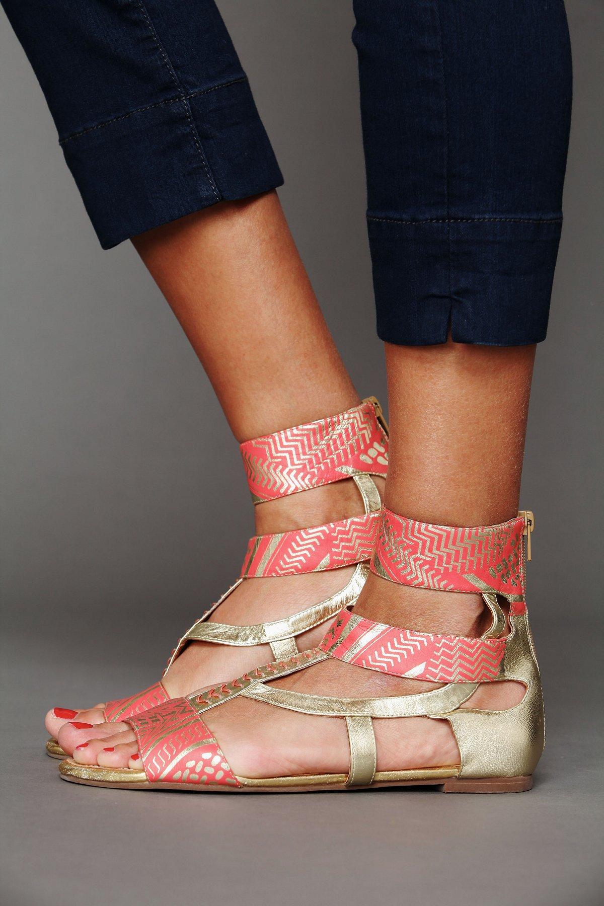 Ivy Ankle Sandal