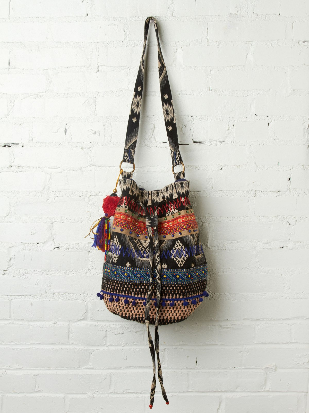 Geisha Bucket Bag