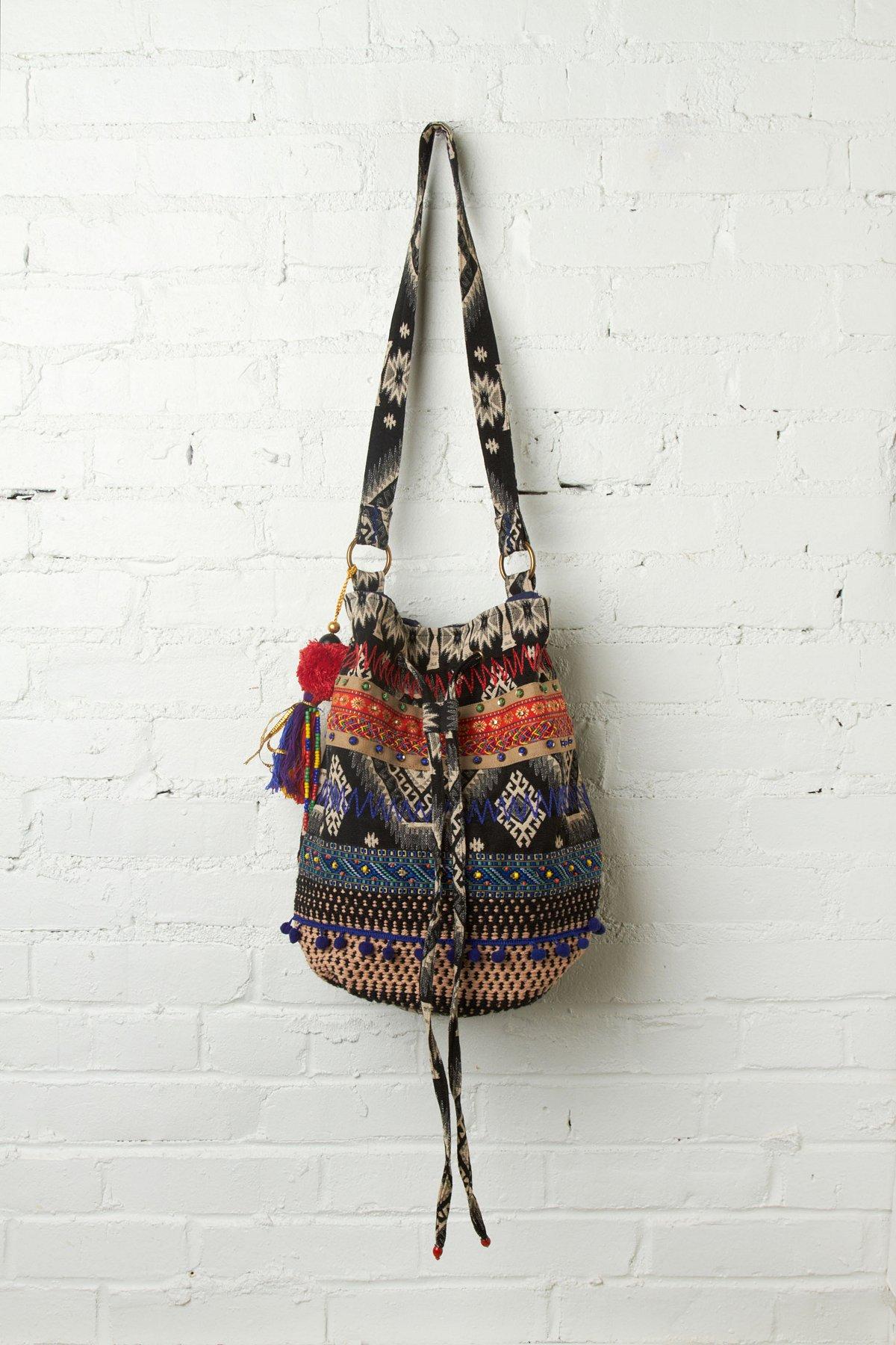 Geisha Bucket Bag