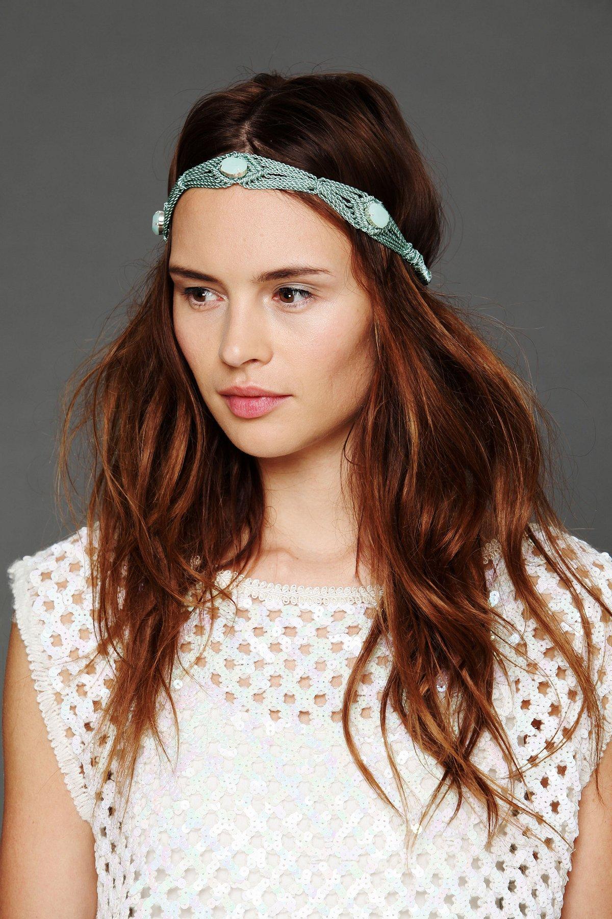 Center Stone Headband