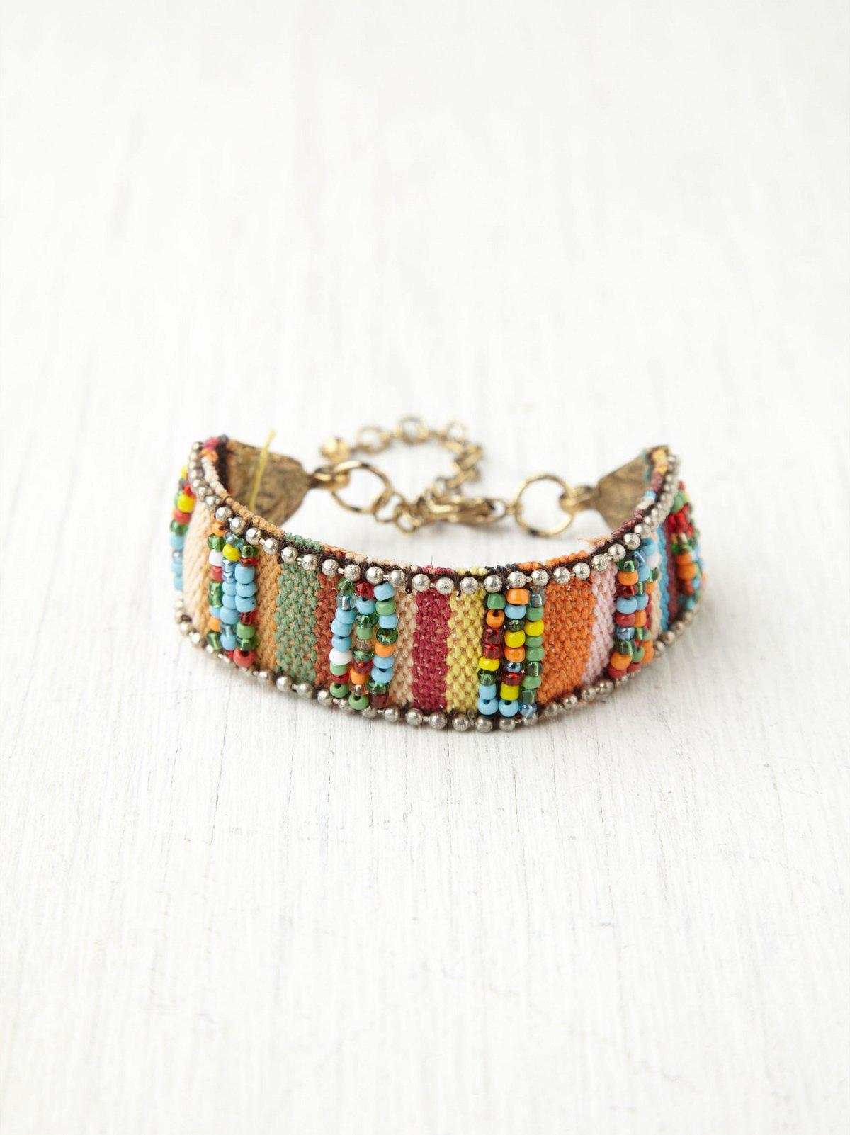 Mixed Metal Friendship Bracelet