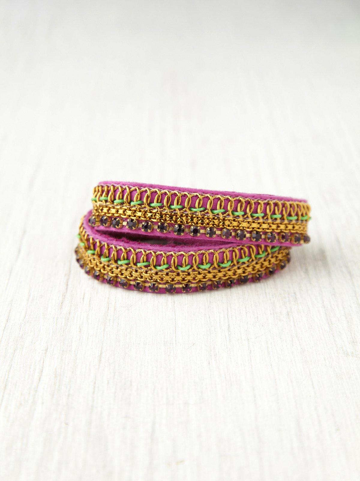 Emi Wrap Bracelet