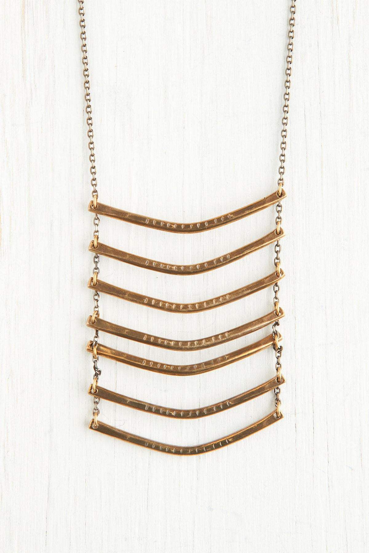 Breastplate Necklace