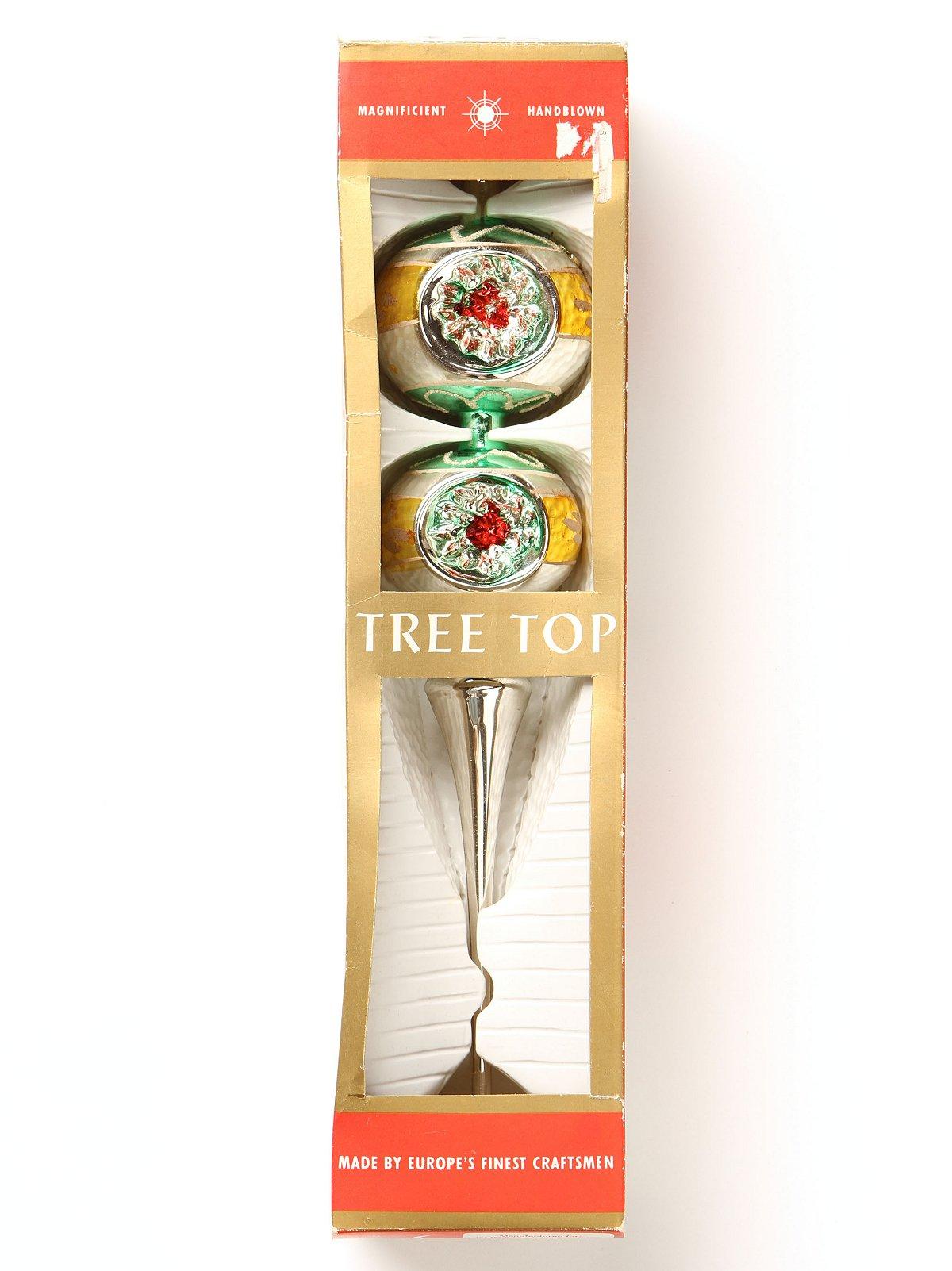 Vintage Ornamental Tree Topper