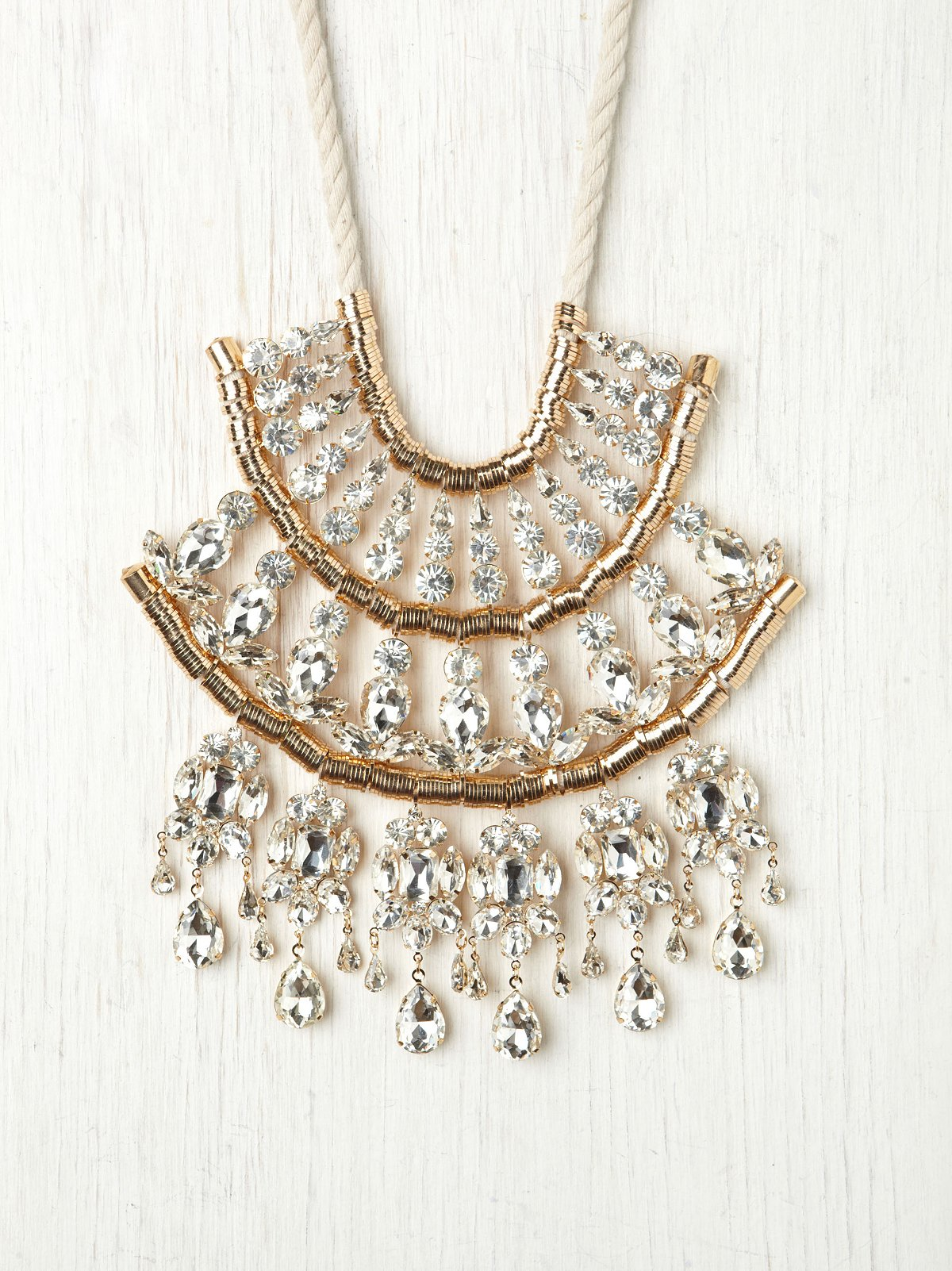 Crystal Tiers Collar
