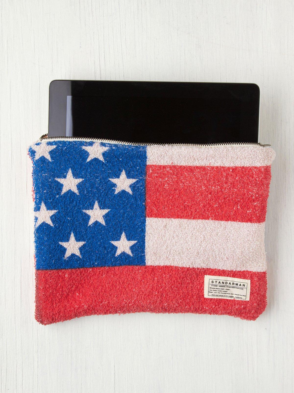 Flag iPad Case