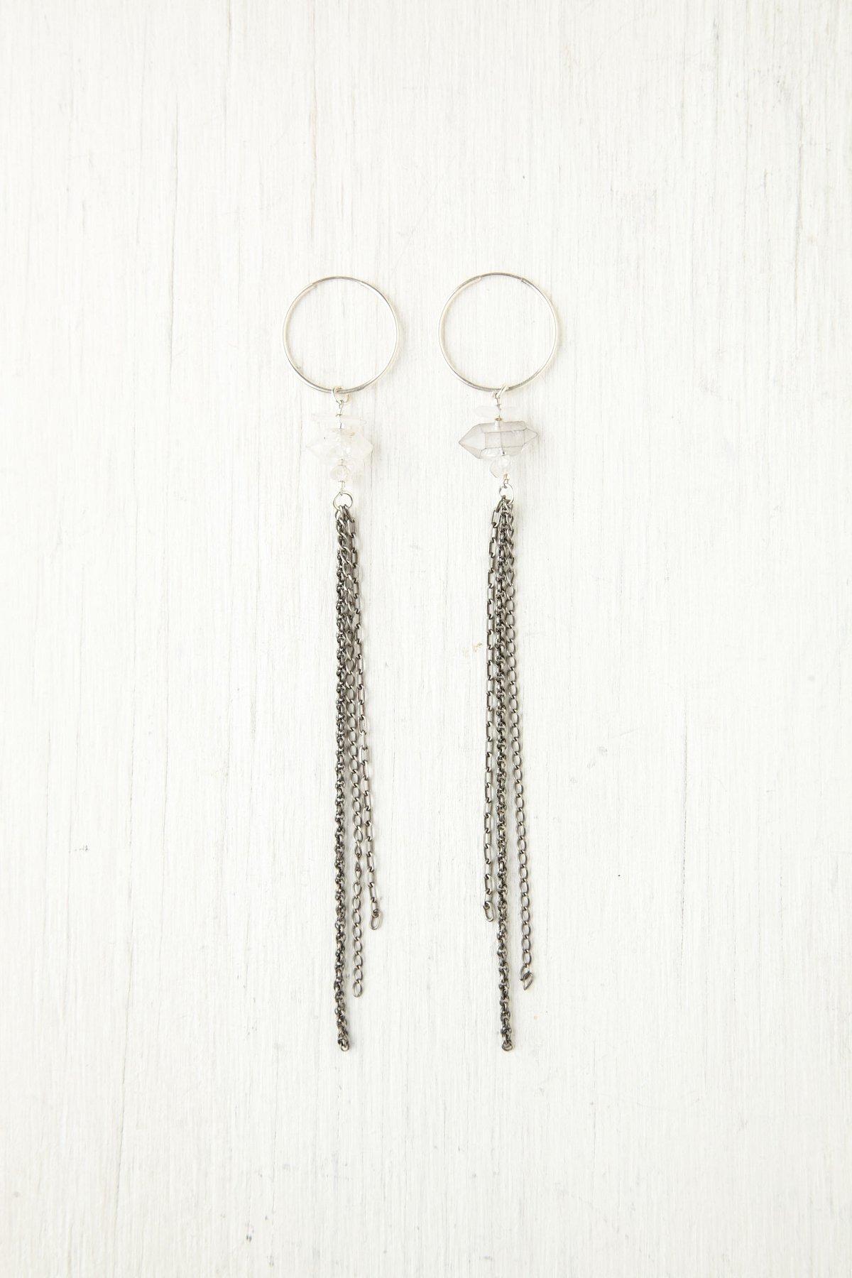 Asteria Crsytal Earrings