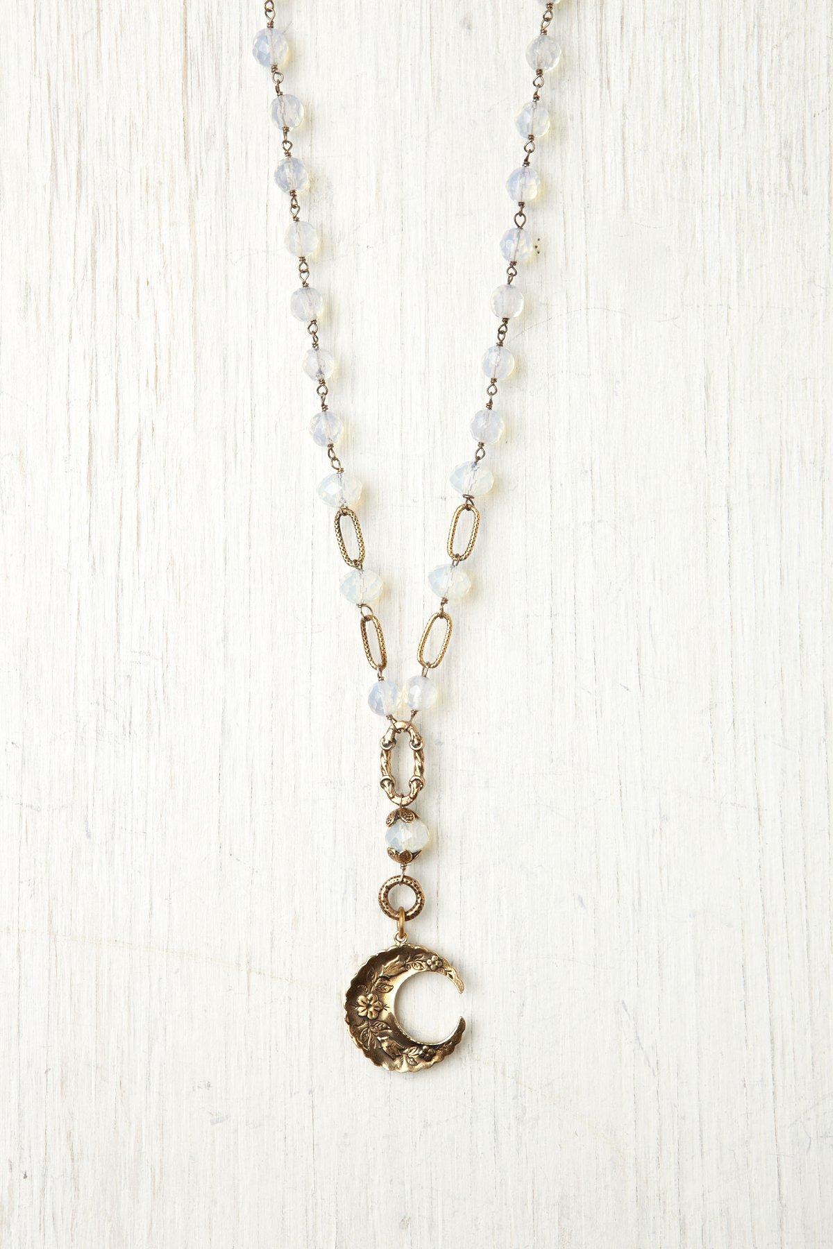 Moon Crystal Rosary