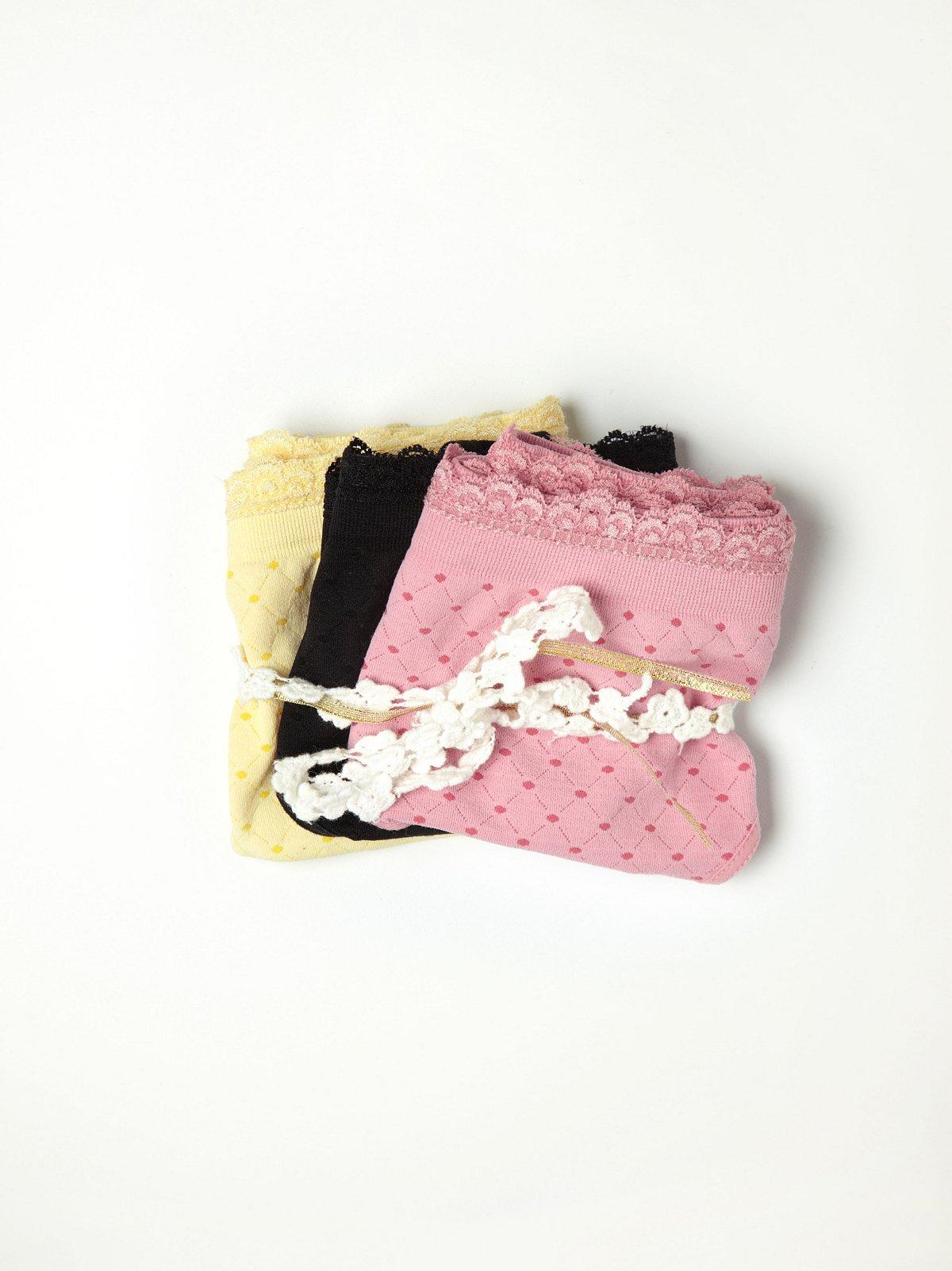 Seamless Thong Pack