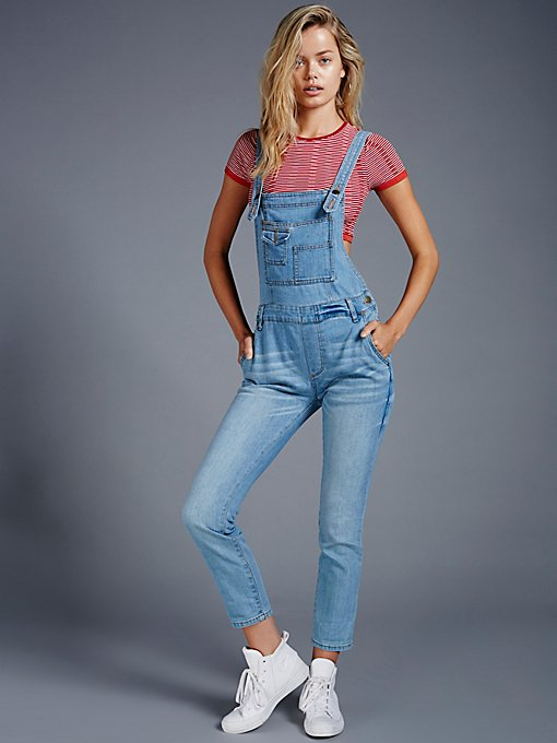 Product Image: Washed Denim Overall