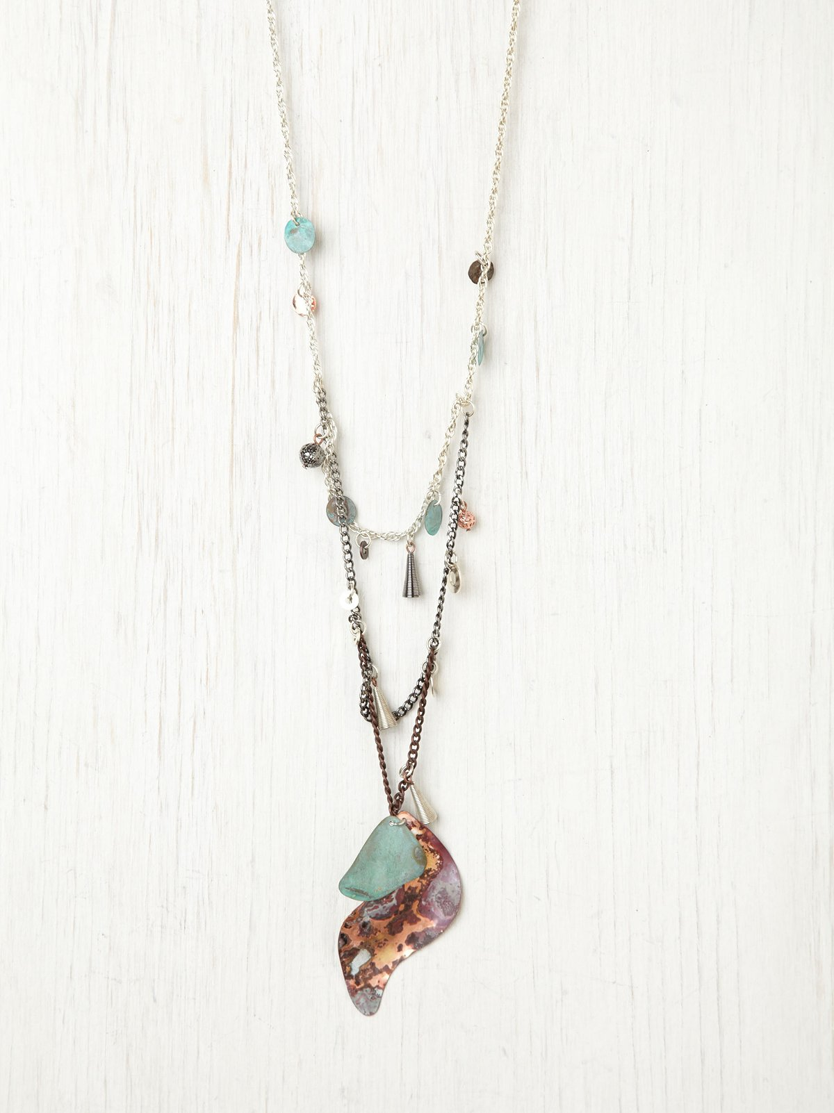 Musk Necklace