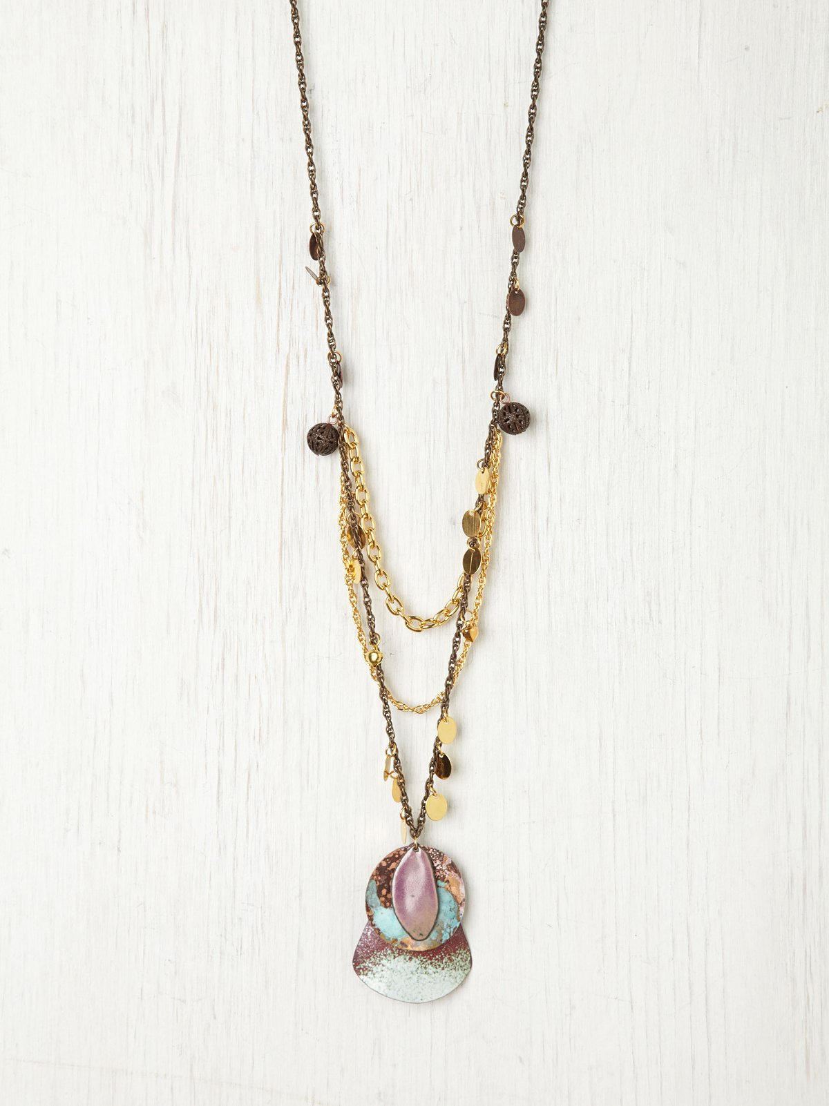 Odisea Necklace
