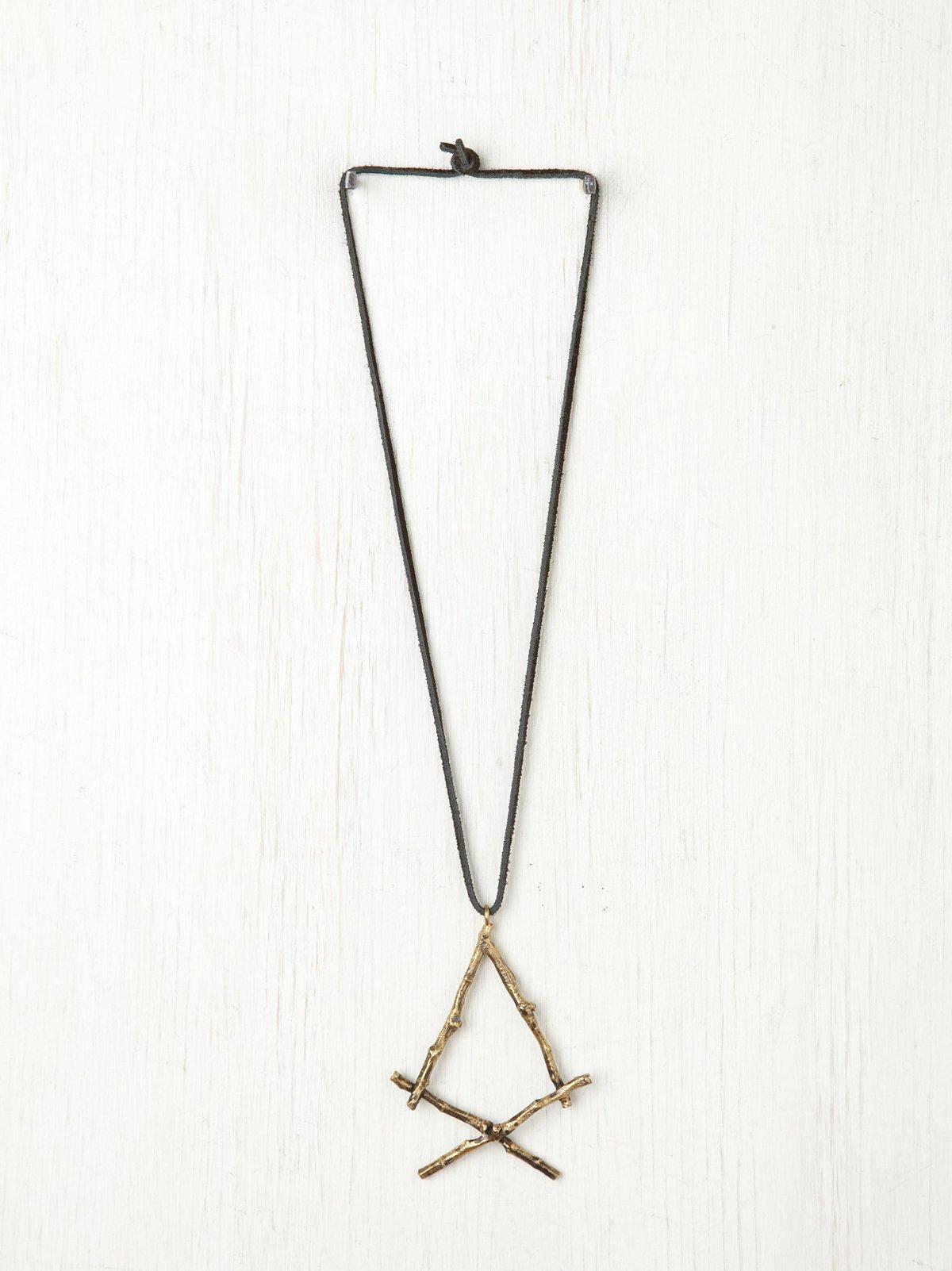 Twigs Pendant