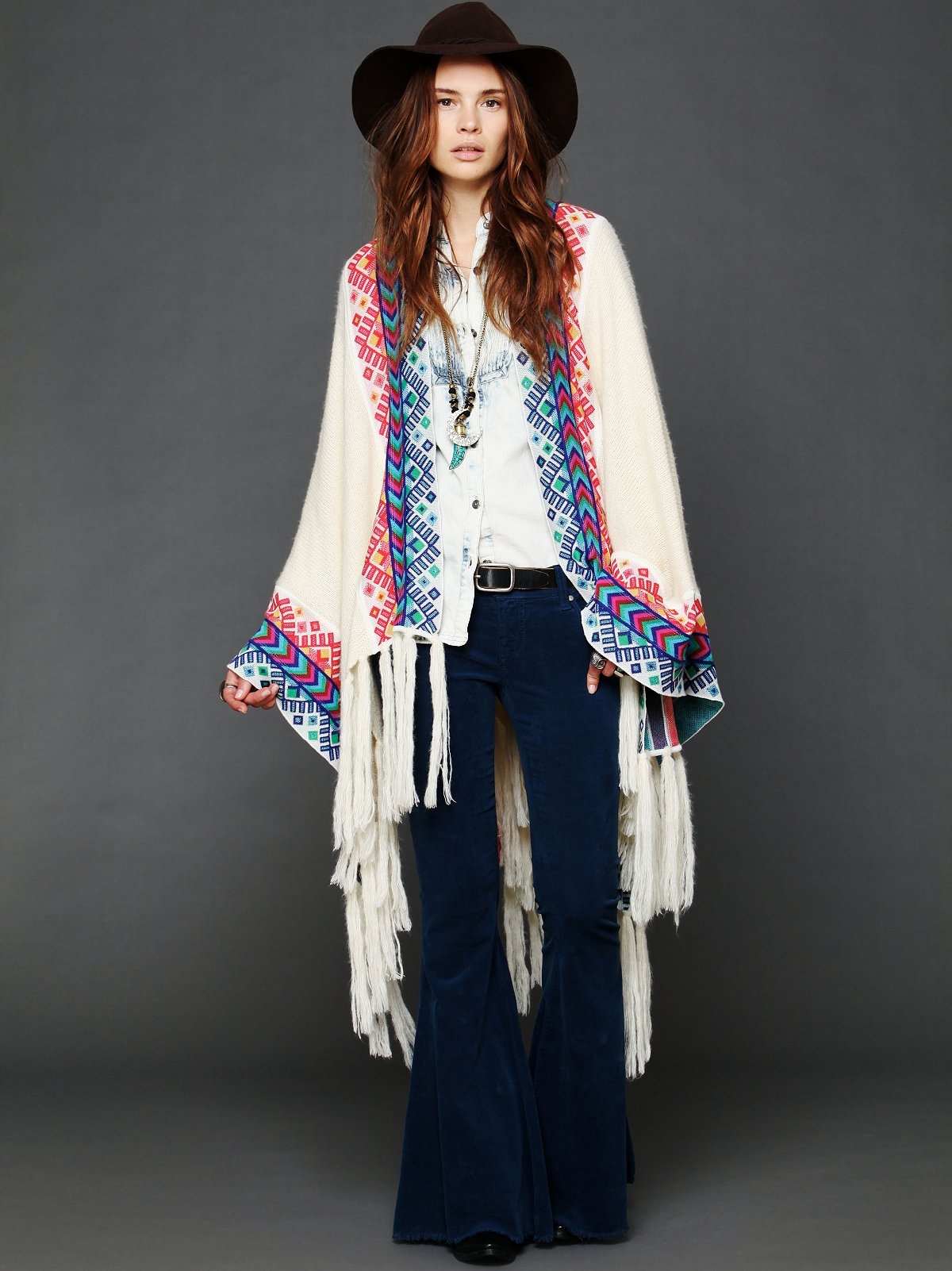 Almost Famous Poncho