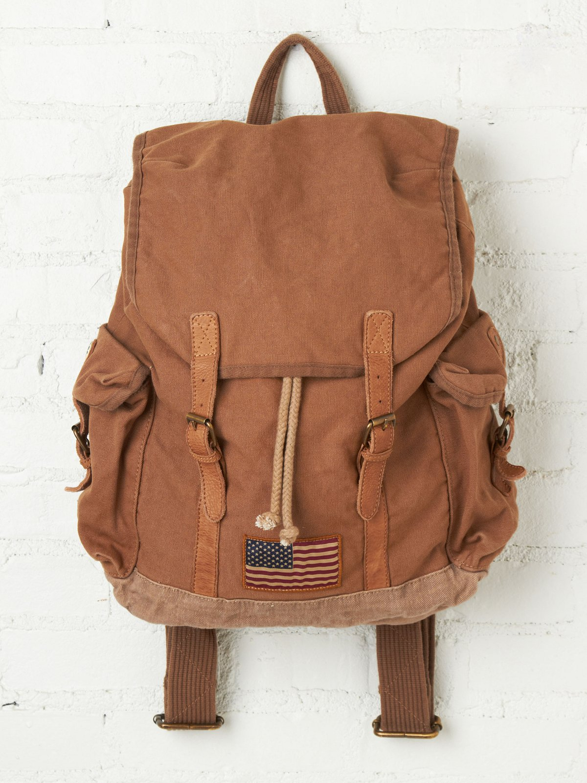 Barbour Steve McQueen Collection Backpack