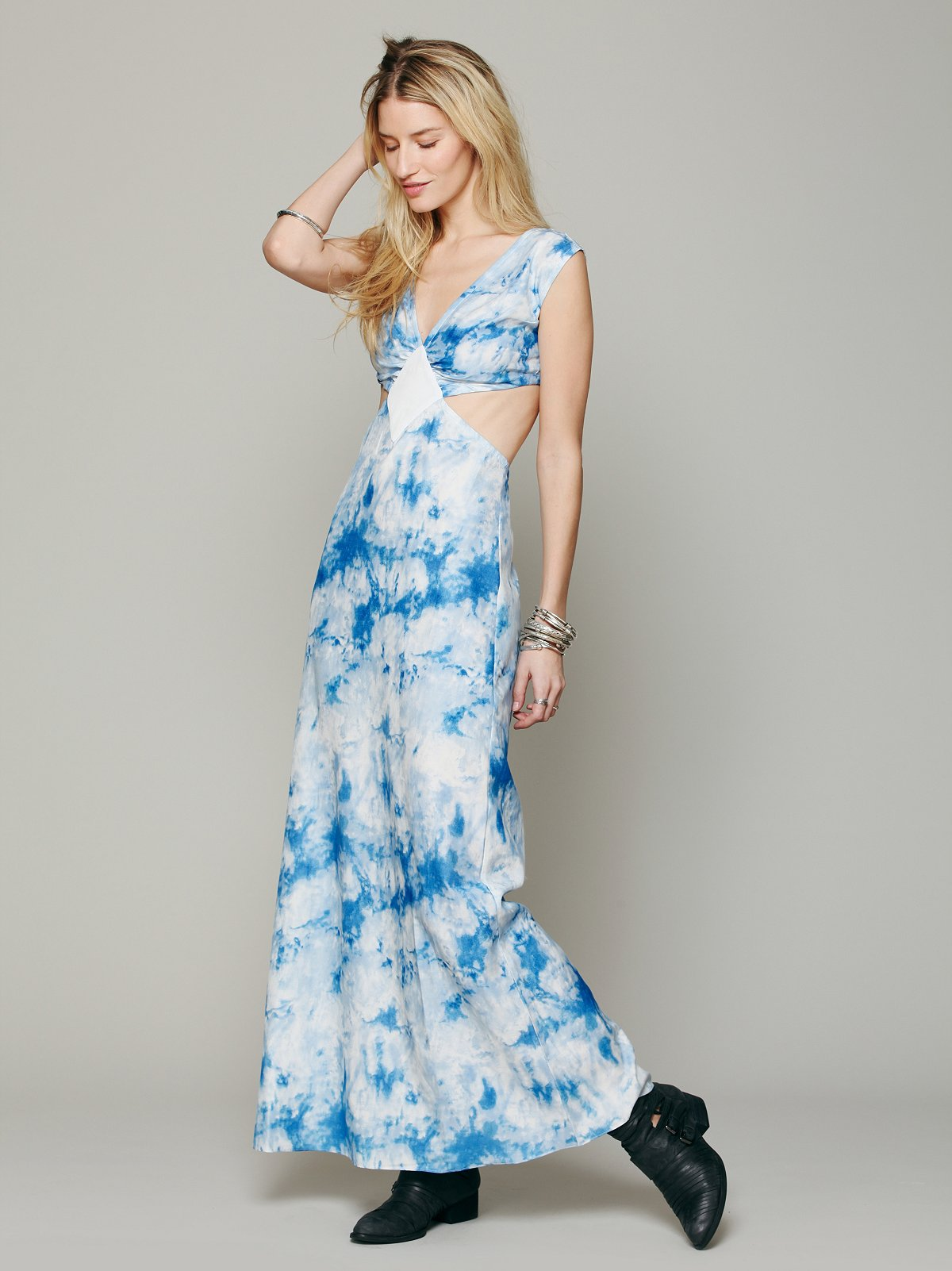 Diamond Maxi Dress
