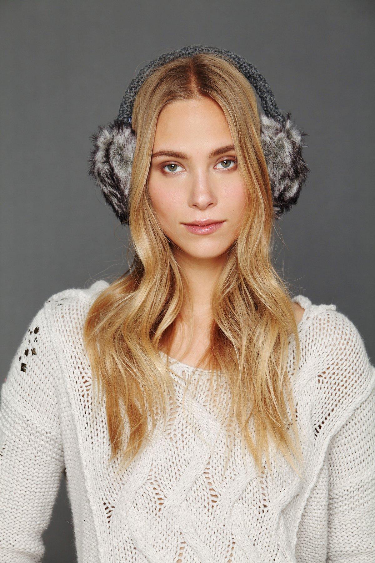 Crochet Earmuffs