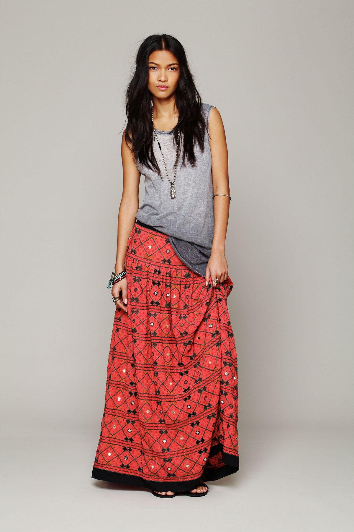 Delhi Dreams Skirt