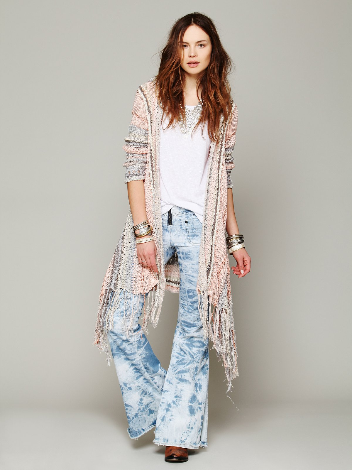 Act of Love Hooded Cardigan