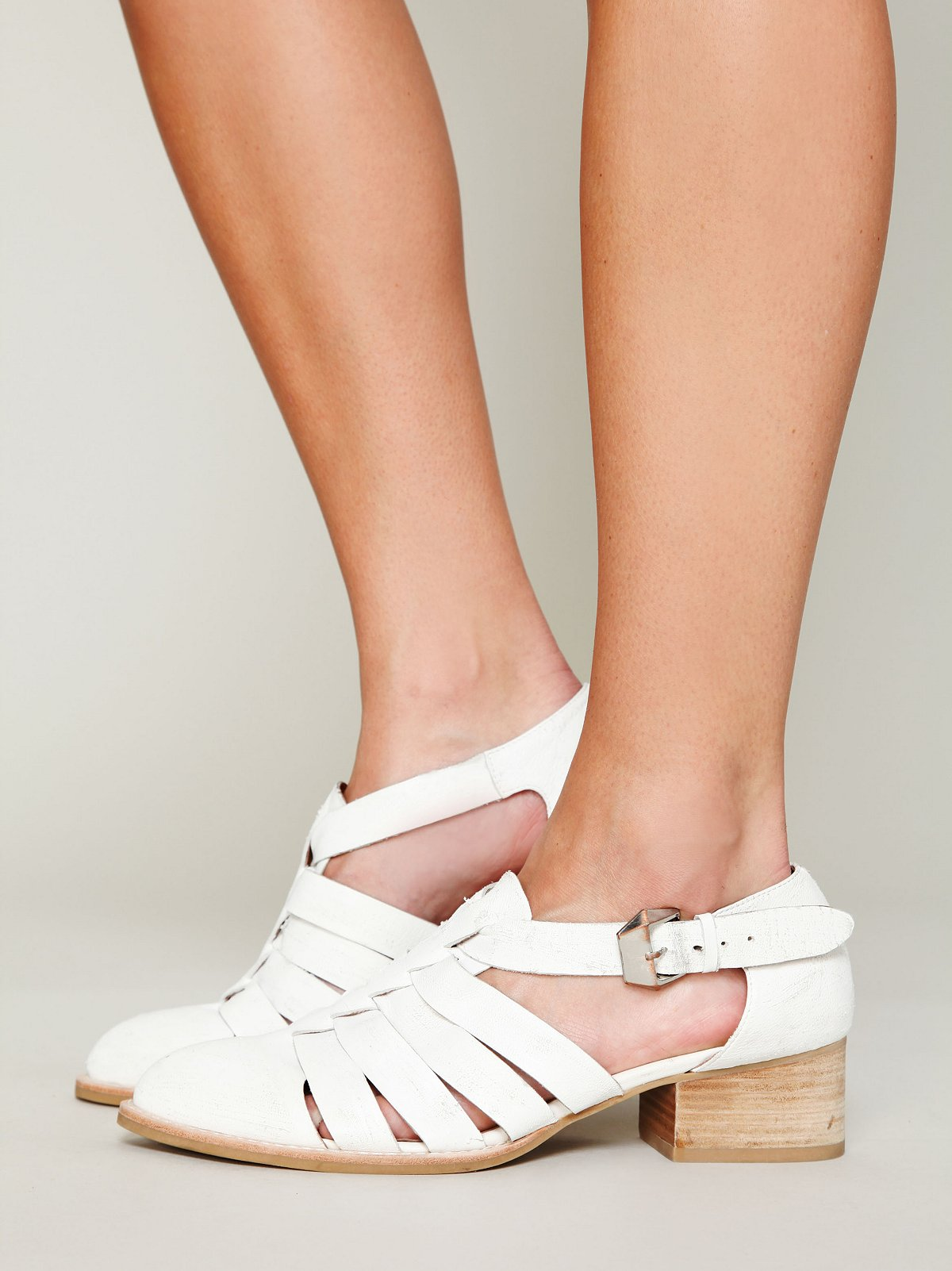 Fontane Distress Shoe