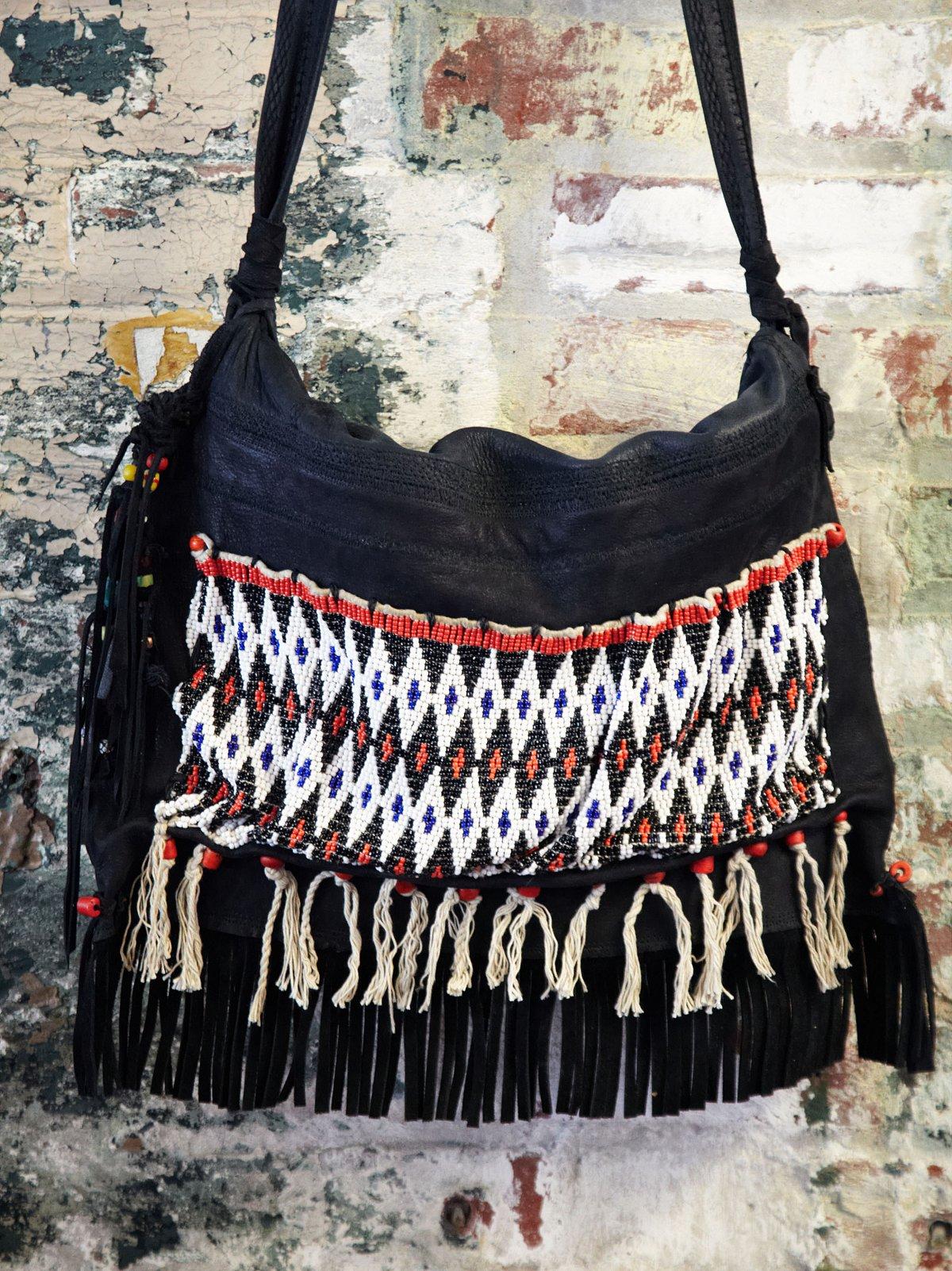 Vintage African Fulani Bag #1052
