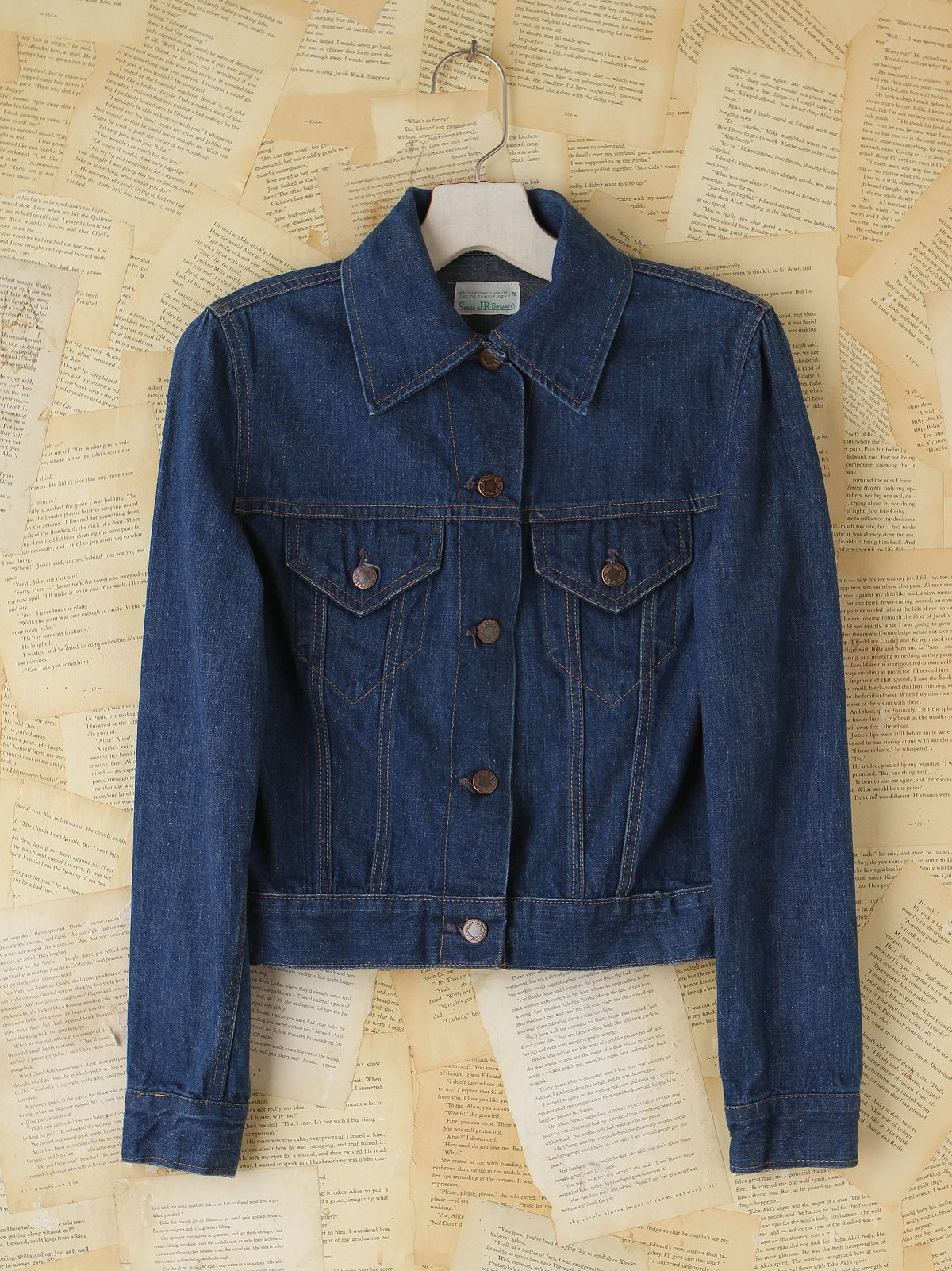 Vintage Sears Denim Jacket