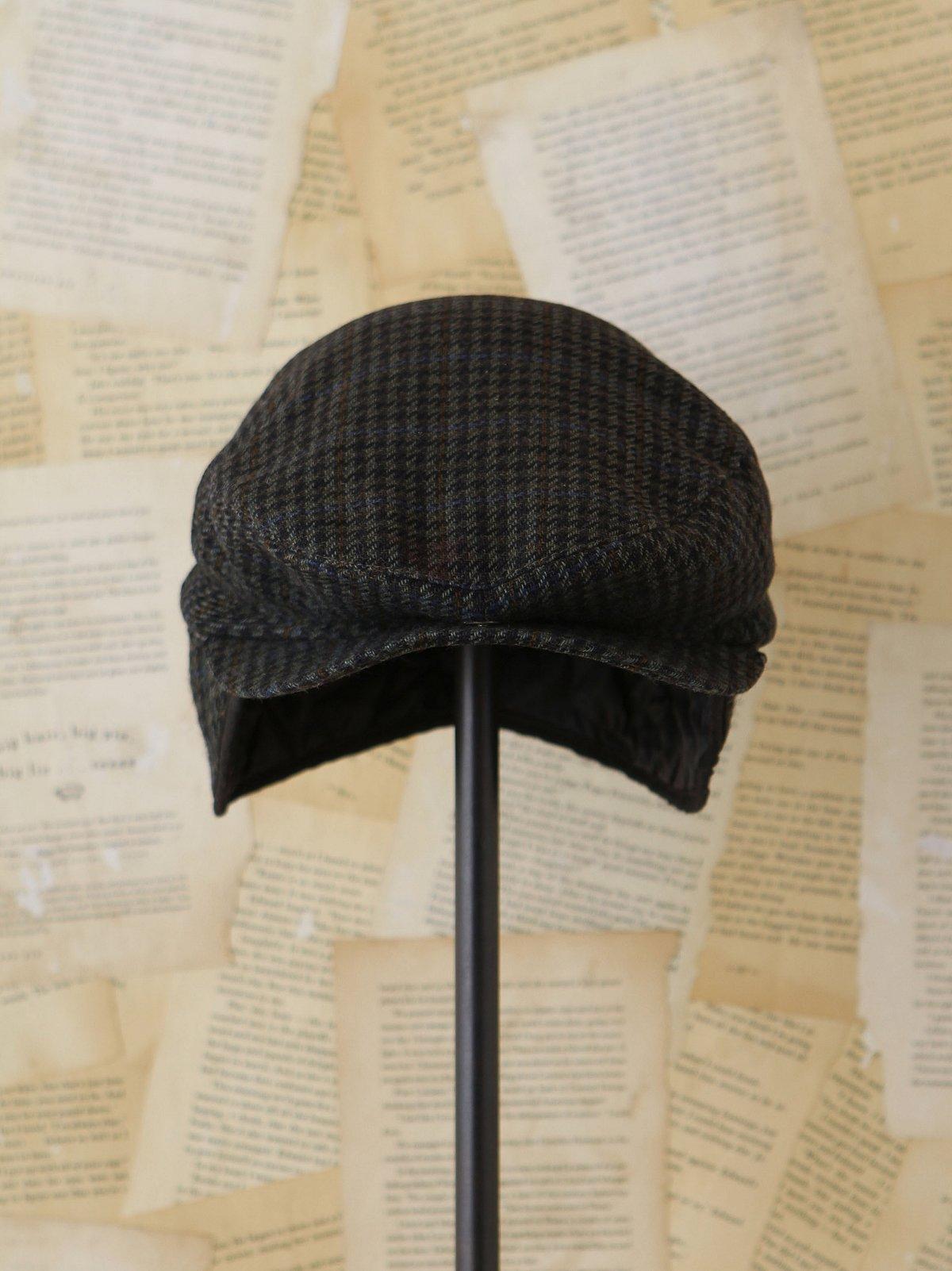 Vintage Tweed Cap