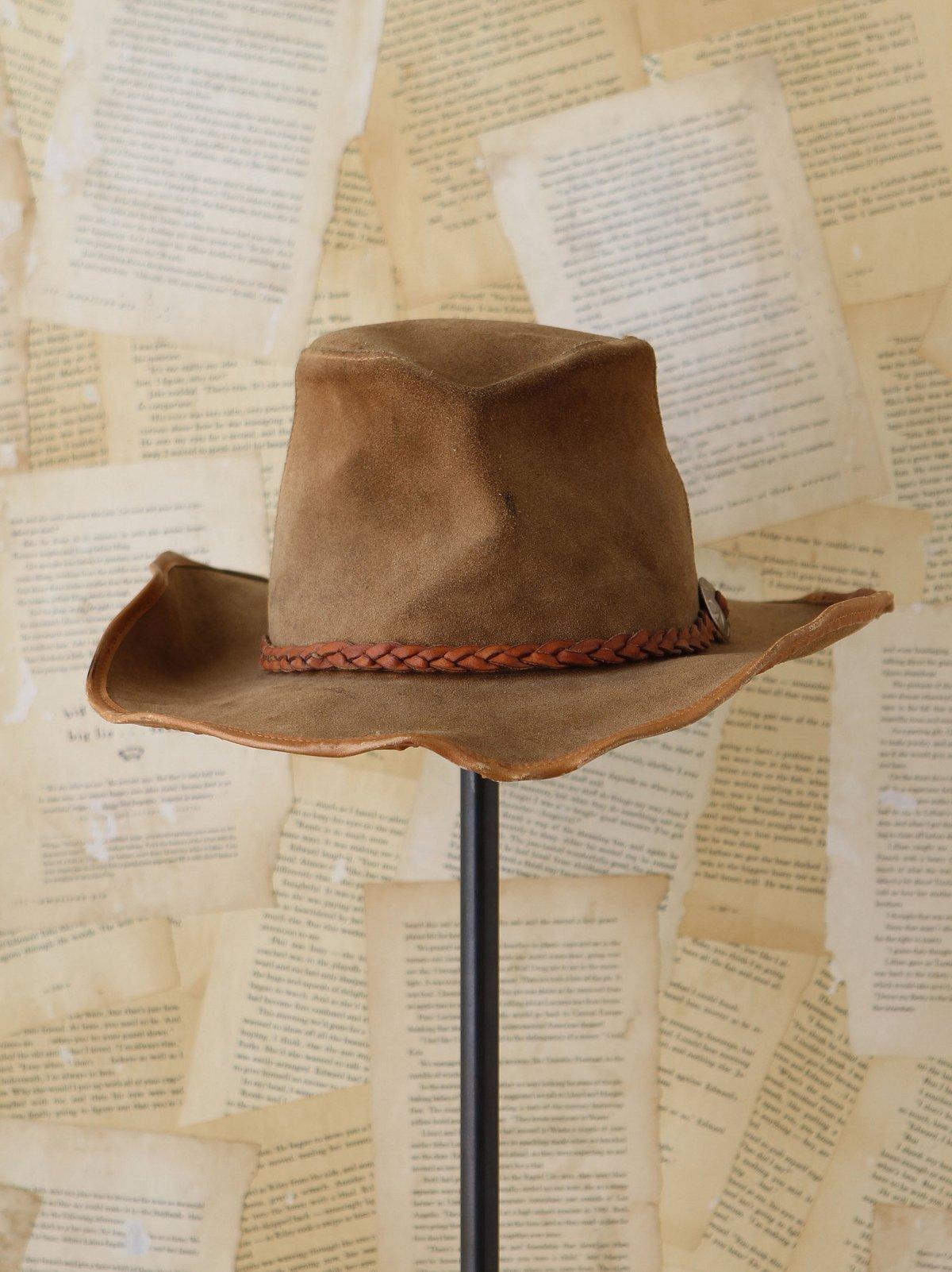 Vintage Ranch Hat