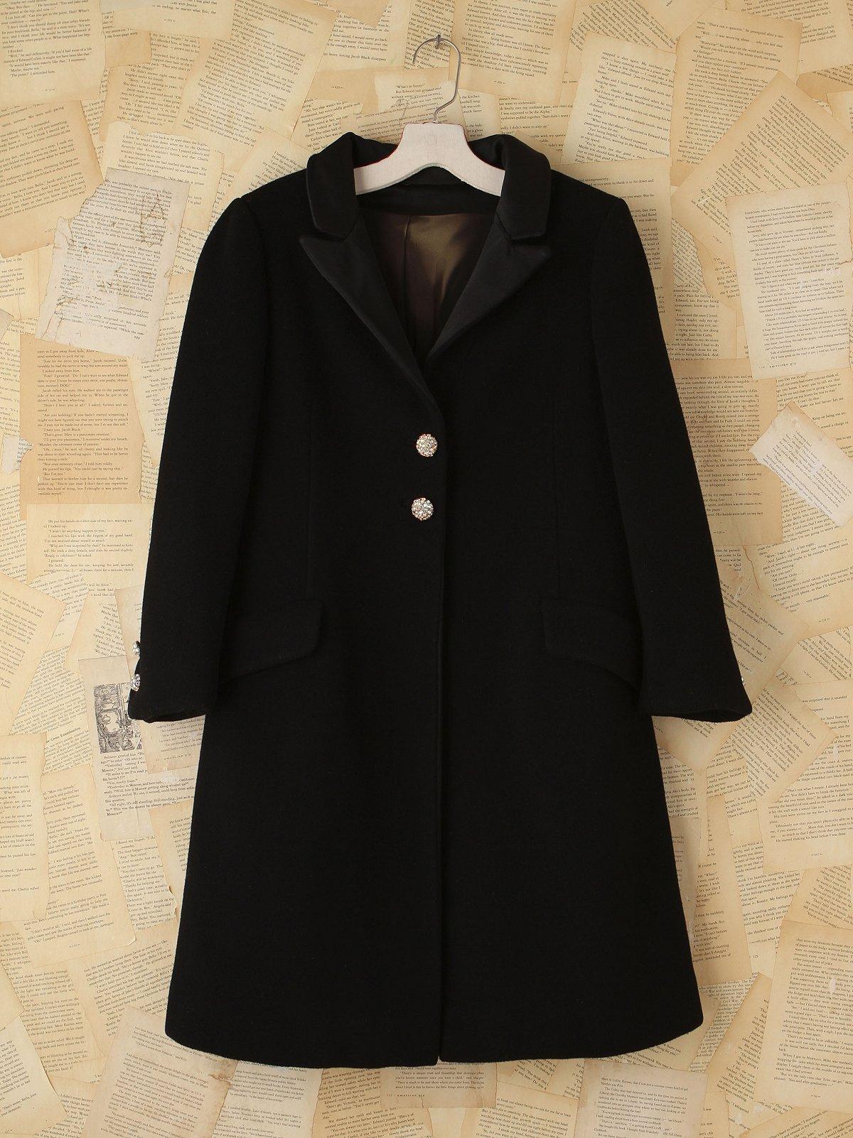 Vintage Top Coat