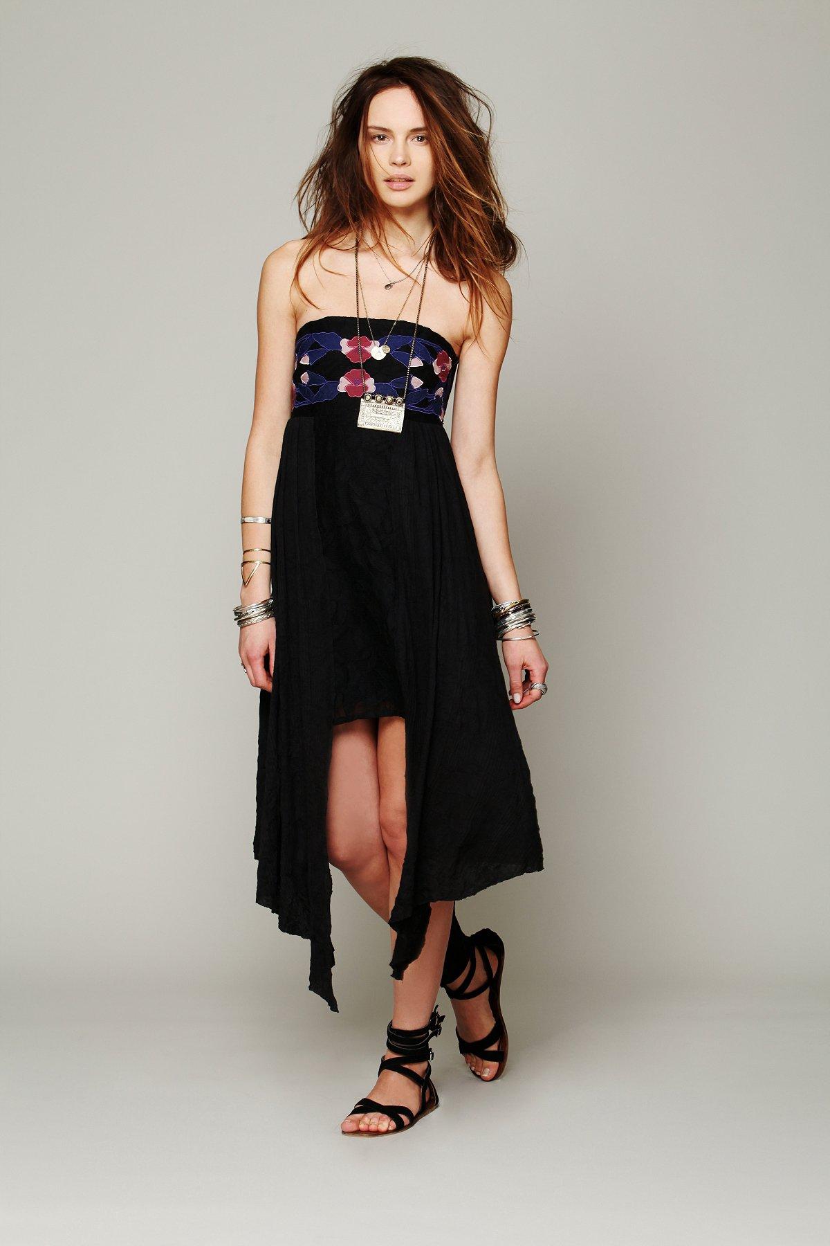FP X Trellis Hi Low Dress