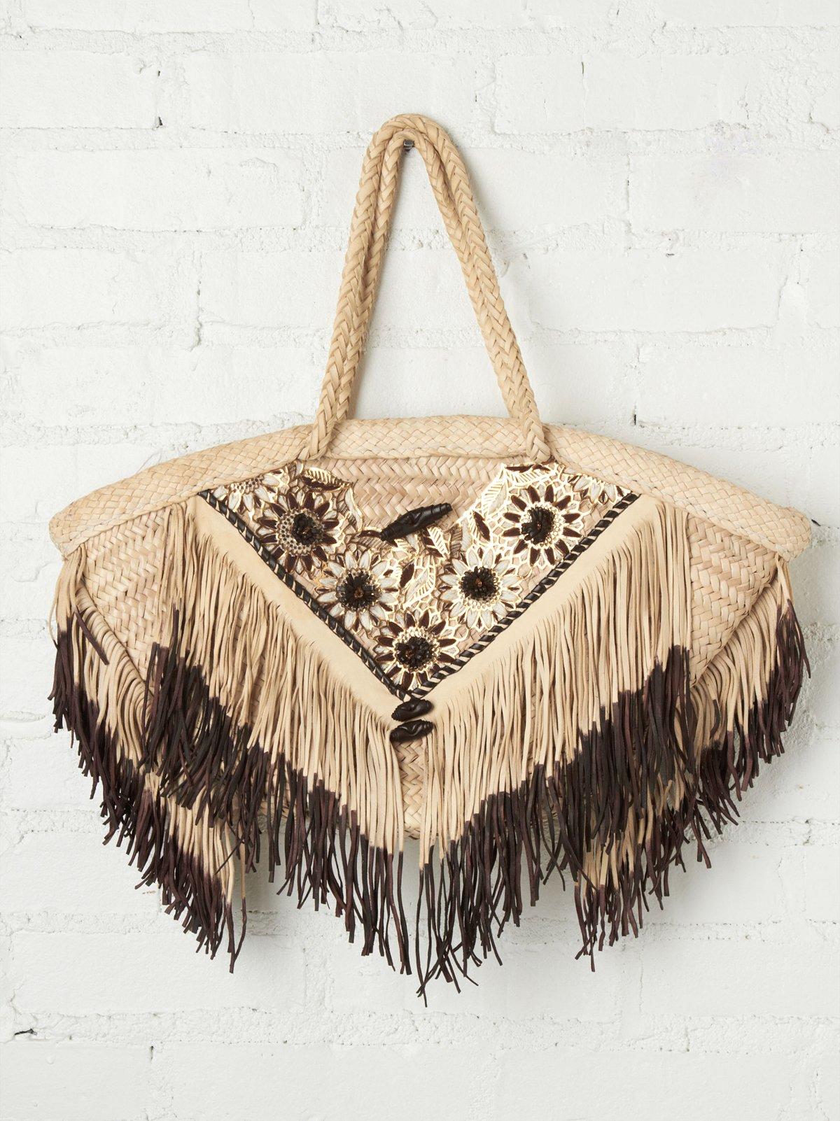 Daisies Beach Bag