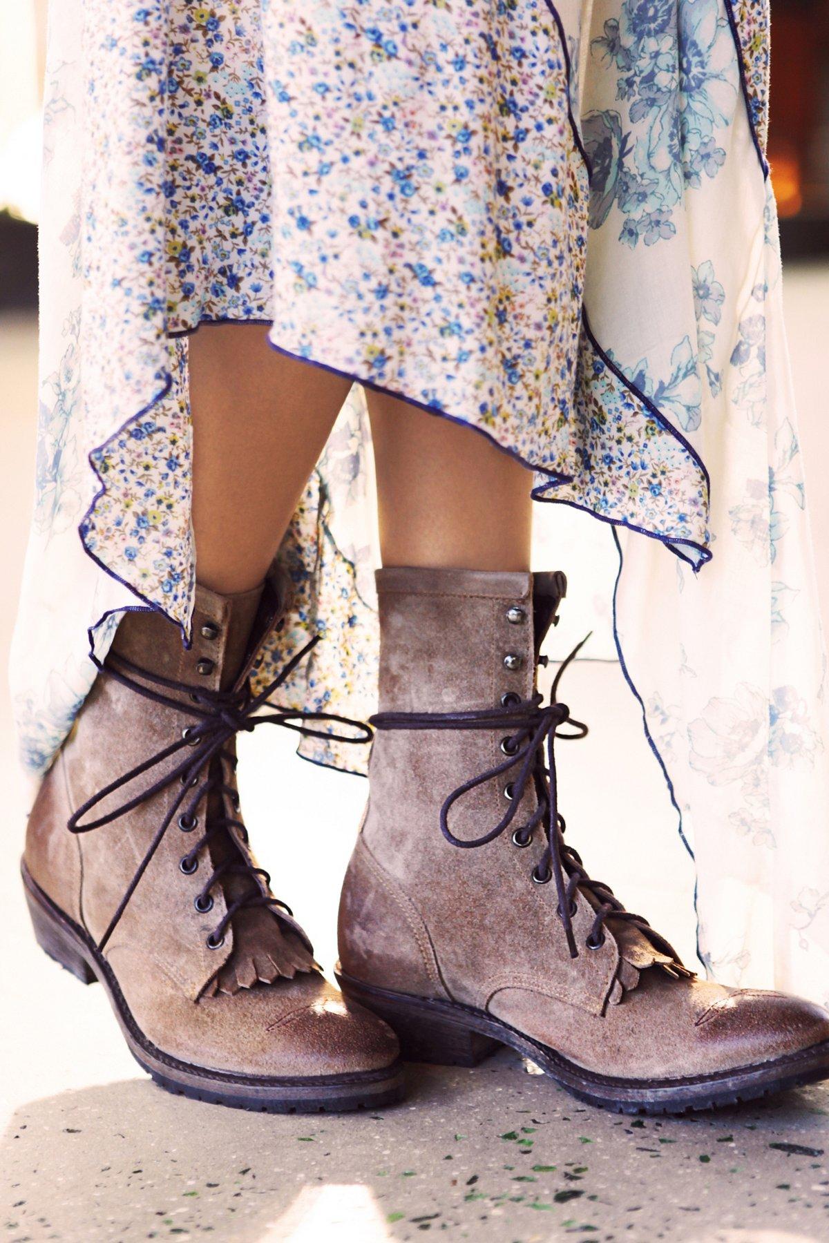Galveston Field Boot