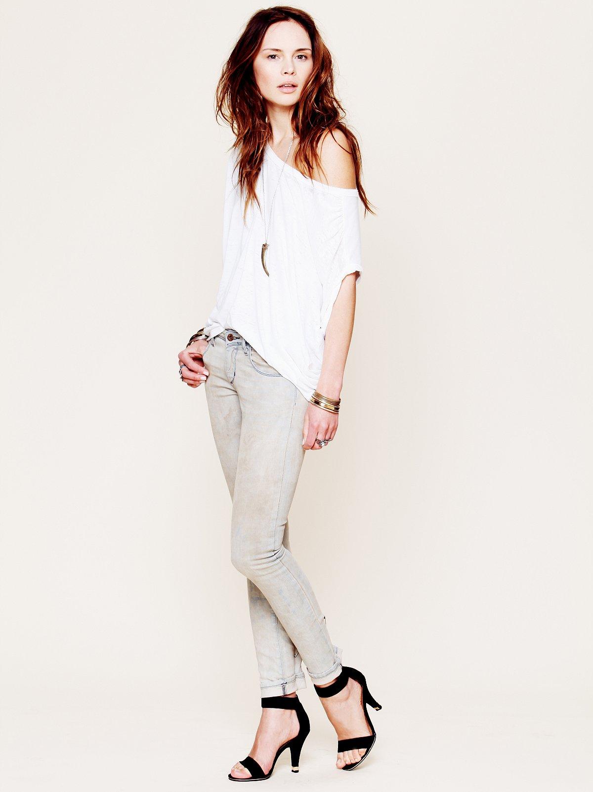 Monroe Slim Slouch Jeans