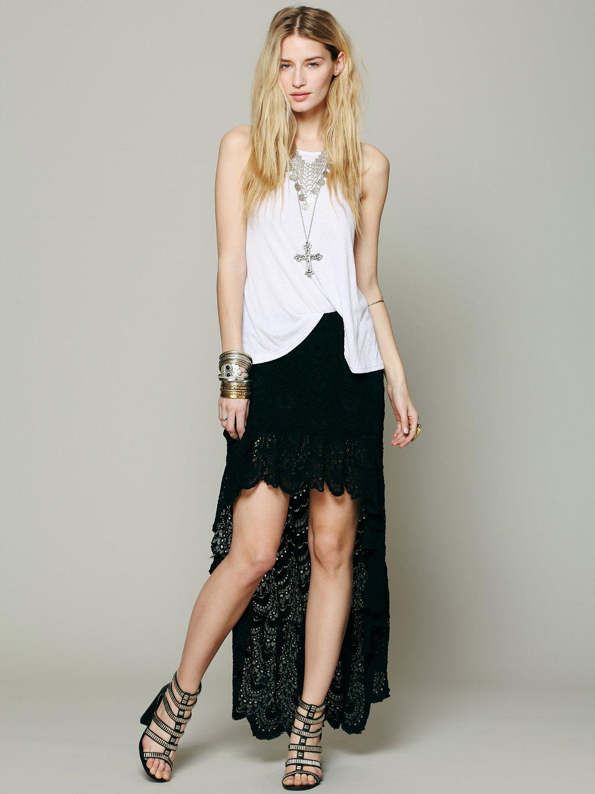 Spanish Saloon Skirt