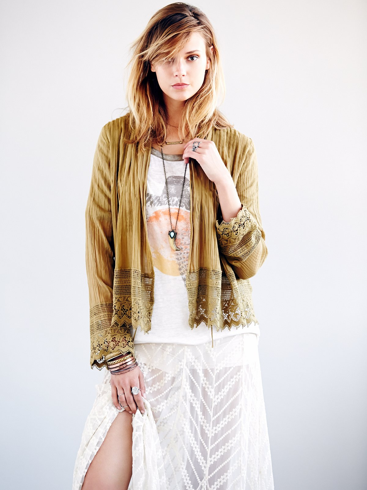 FP ONE Softly Woven Jacket