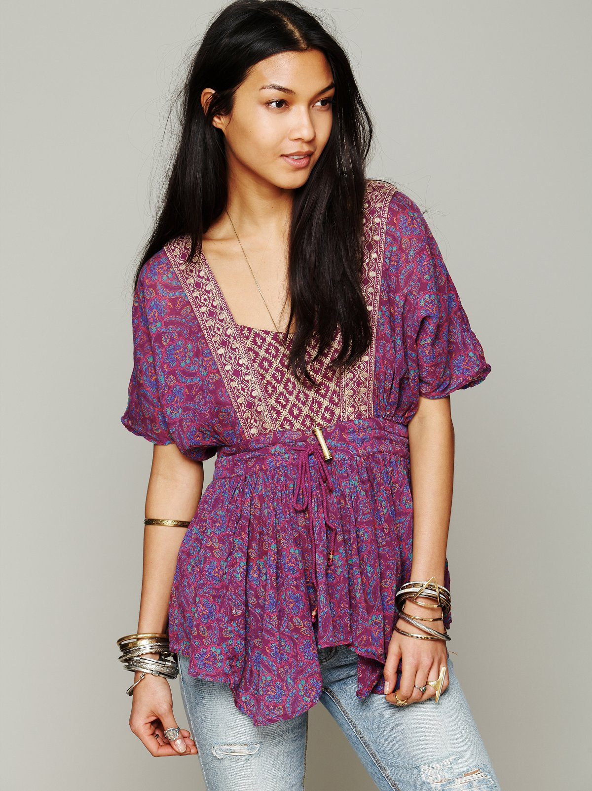 Well Traveled Tunic