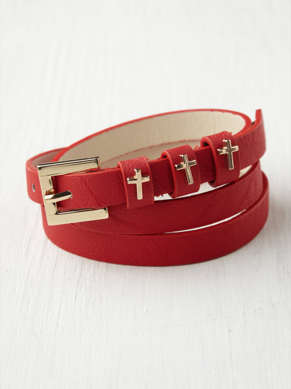 Cross Stay Belt