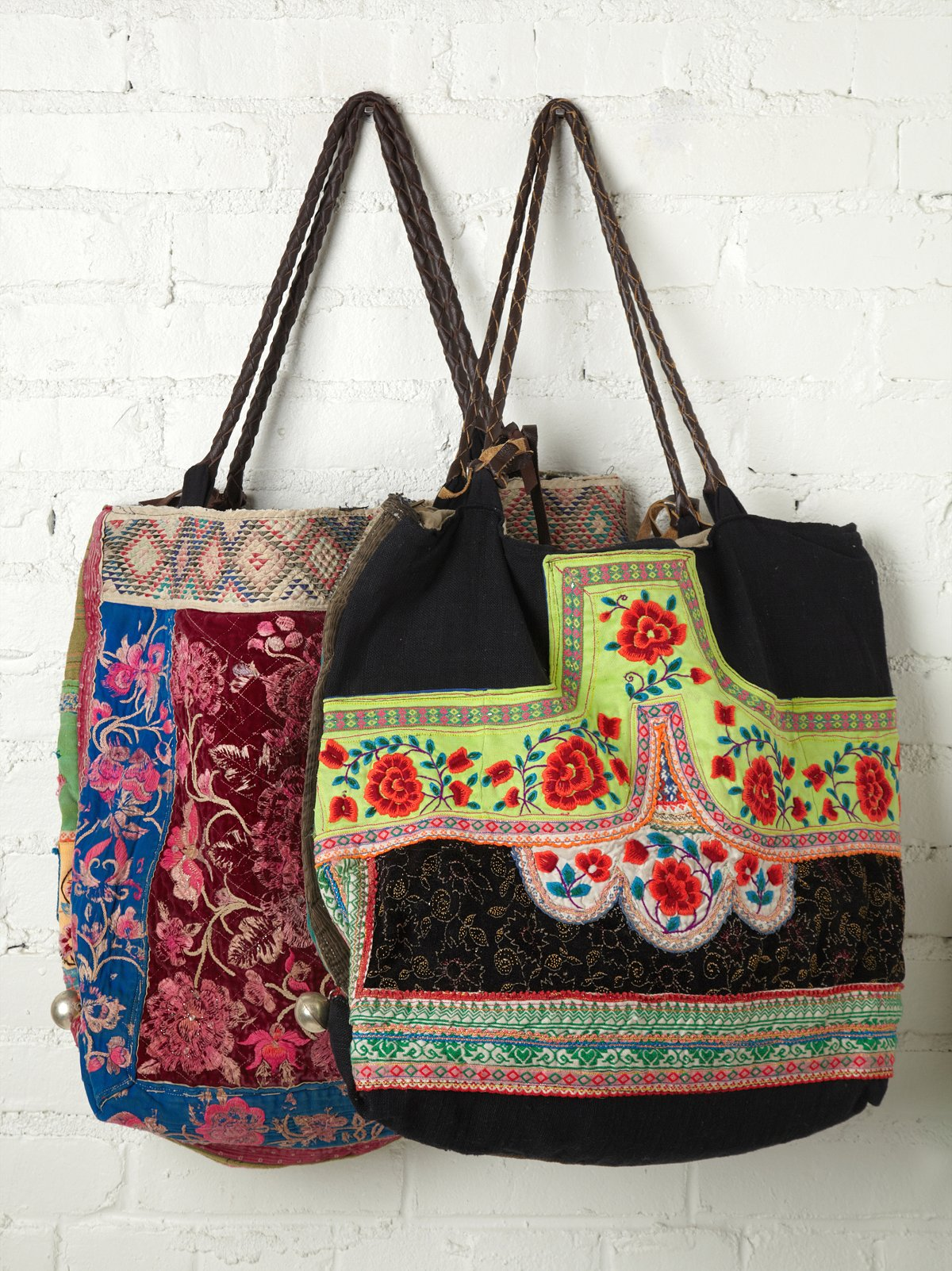 Hill Tribal Bag