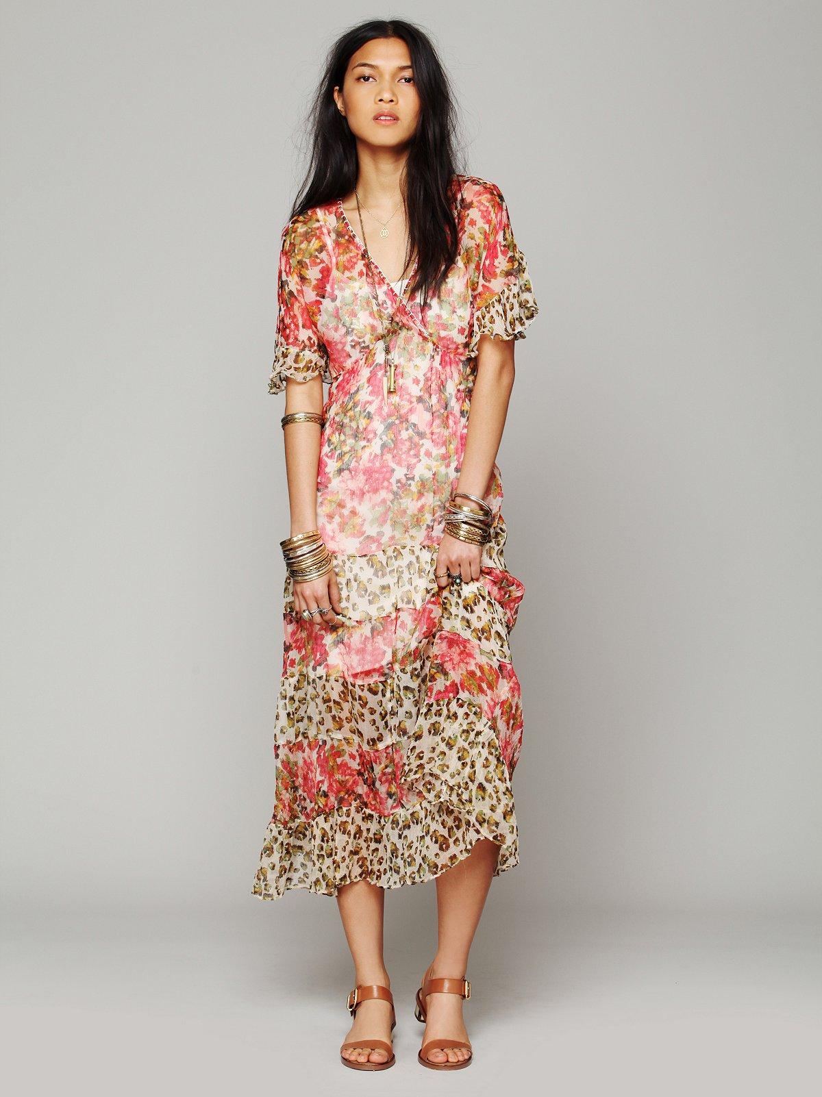 Flower Dream Dress