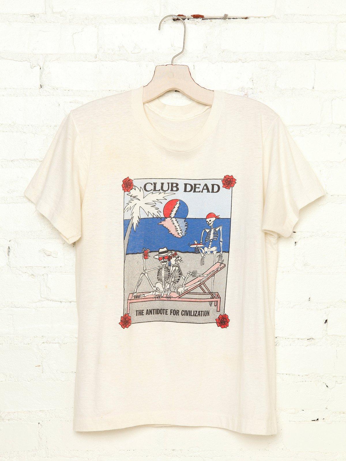 Vintage Grateful Dead Graphic Tee