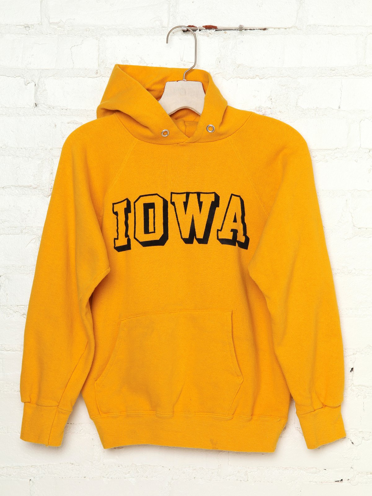 Vintage Iowa Hooded Sweatshirt