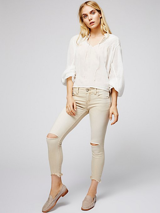 Product Image: Destroyed Ankle Skinny