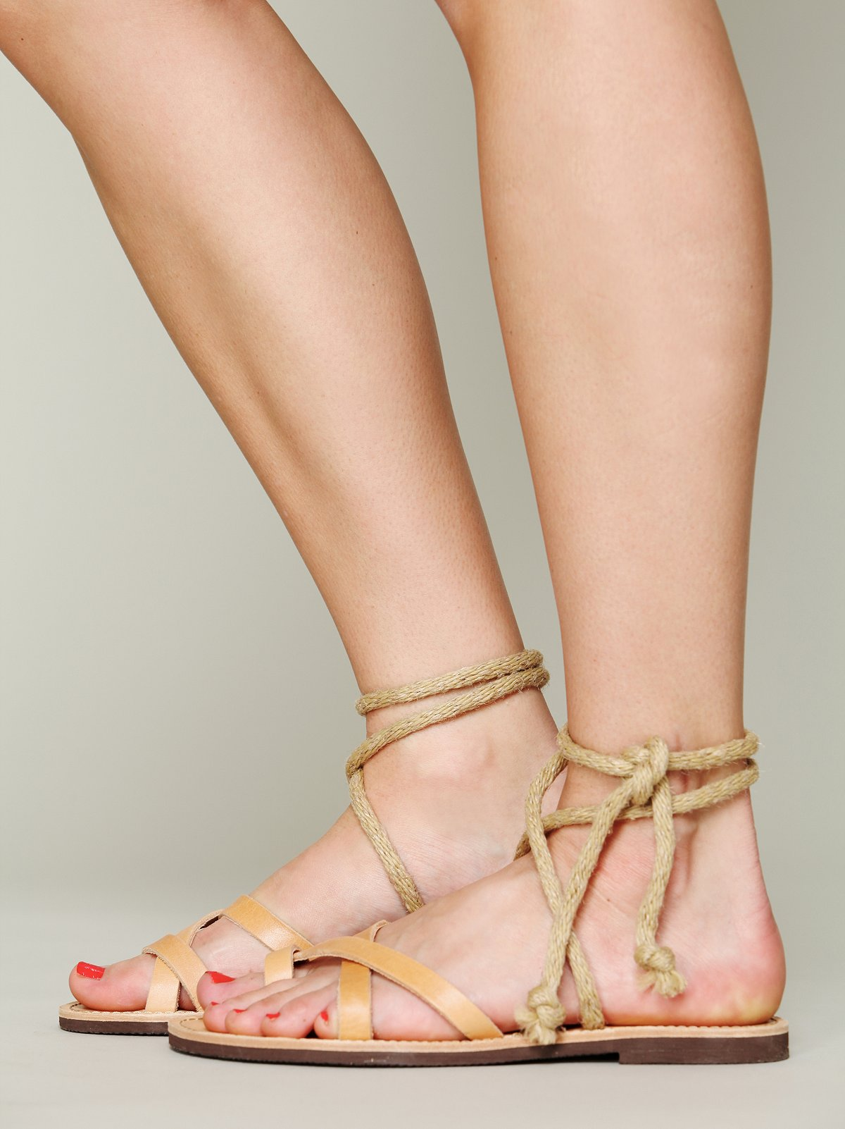 Adelaide Wrap Sandal