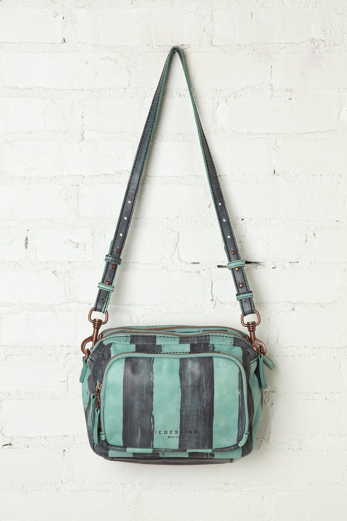 Surf Stripe Crossbody