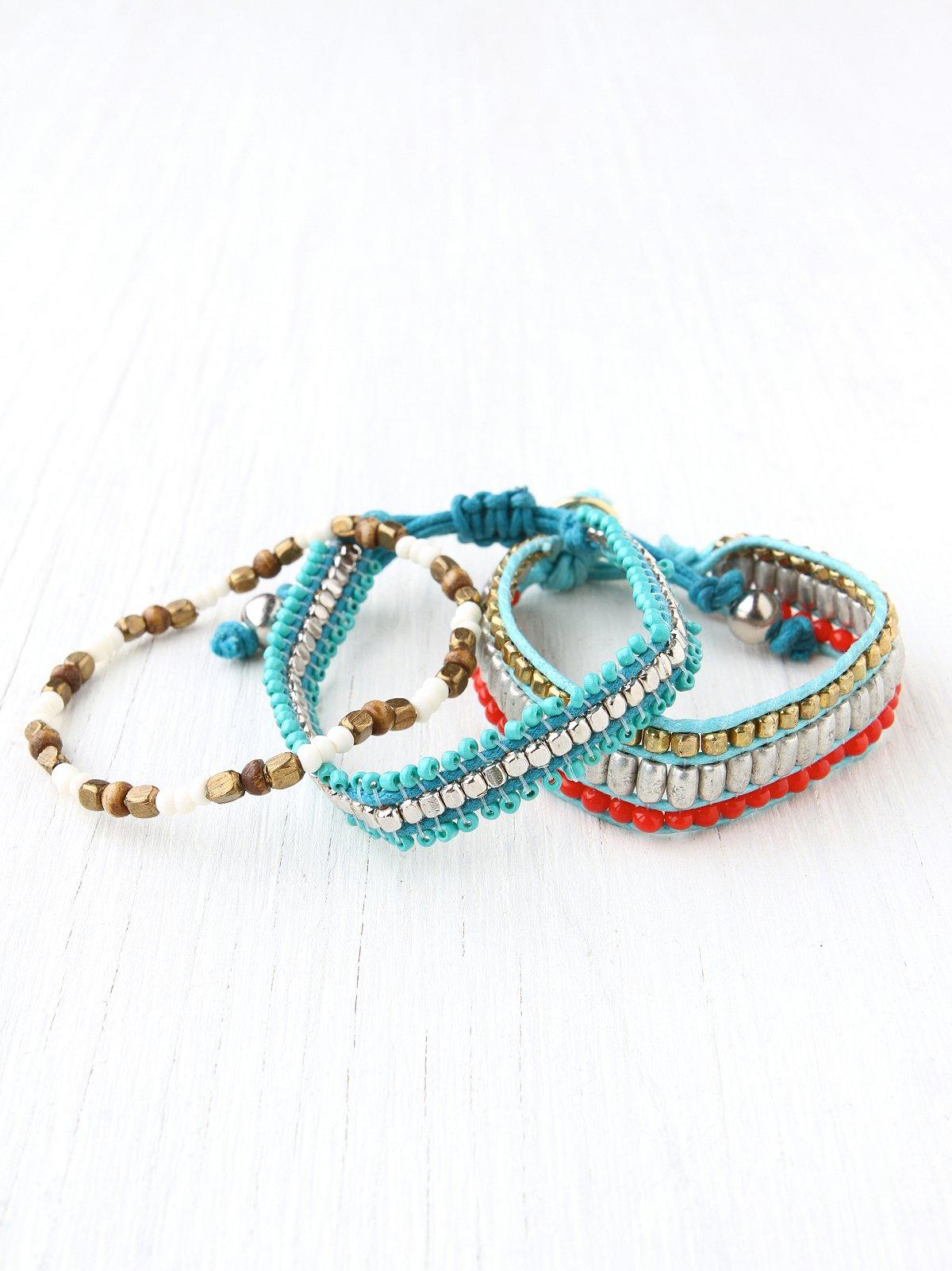 Hackney Bracelet Set