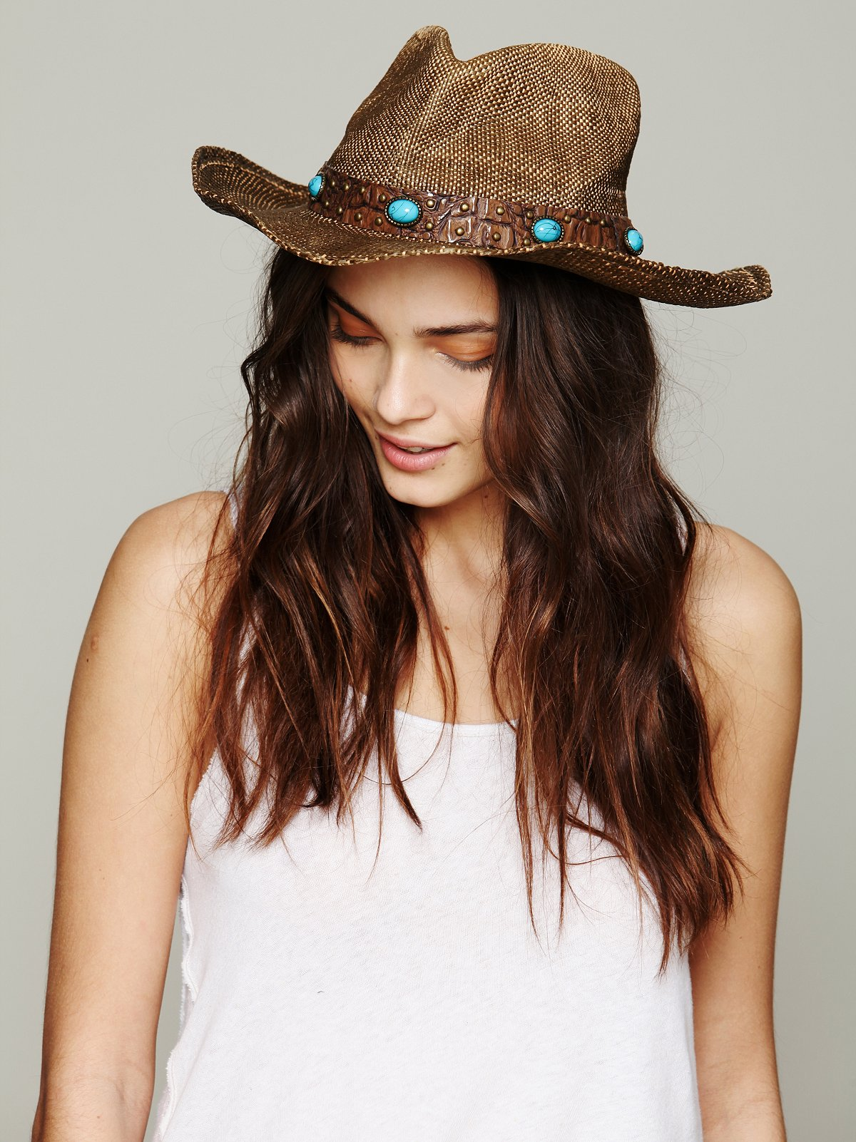 Chicory Cowboy Hat