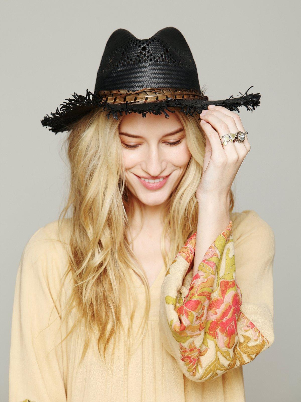 Felio Straw Hat