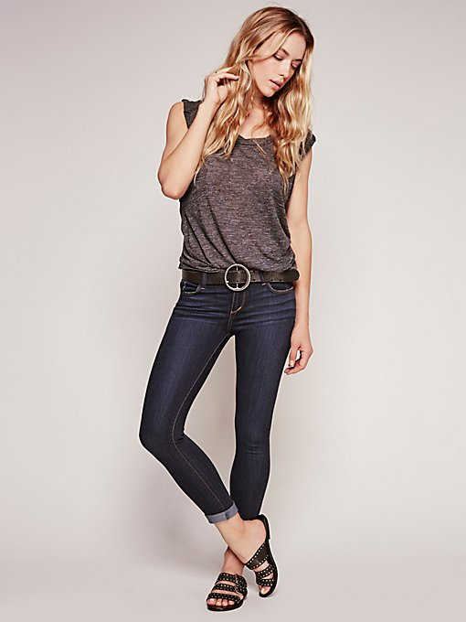 Product Image: Rolled Crop Skinny