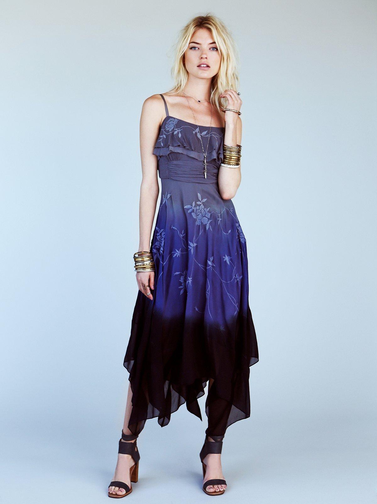 Diaphanous Damsel Party Dress
