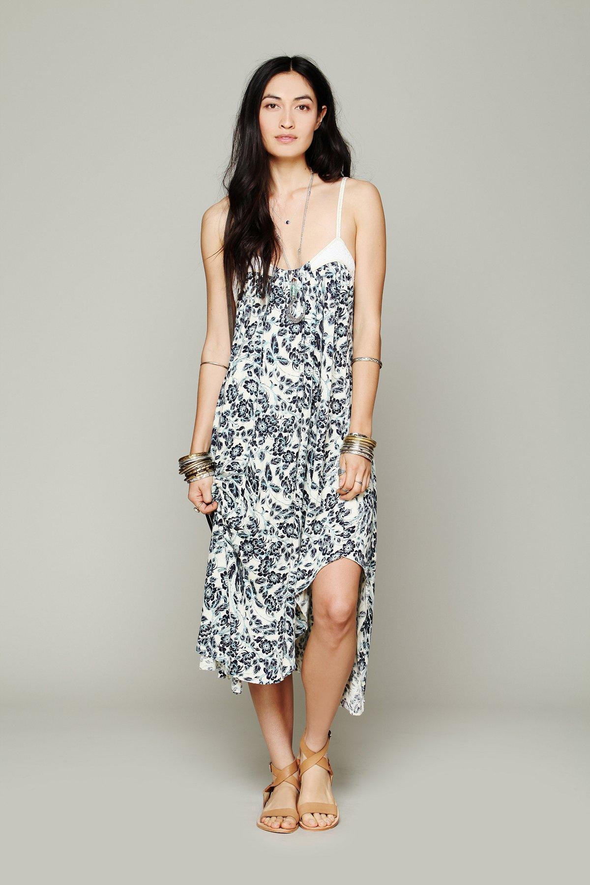 FP New Romantics Echo Me Floral Dress